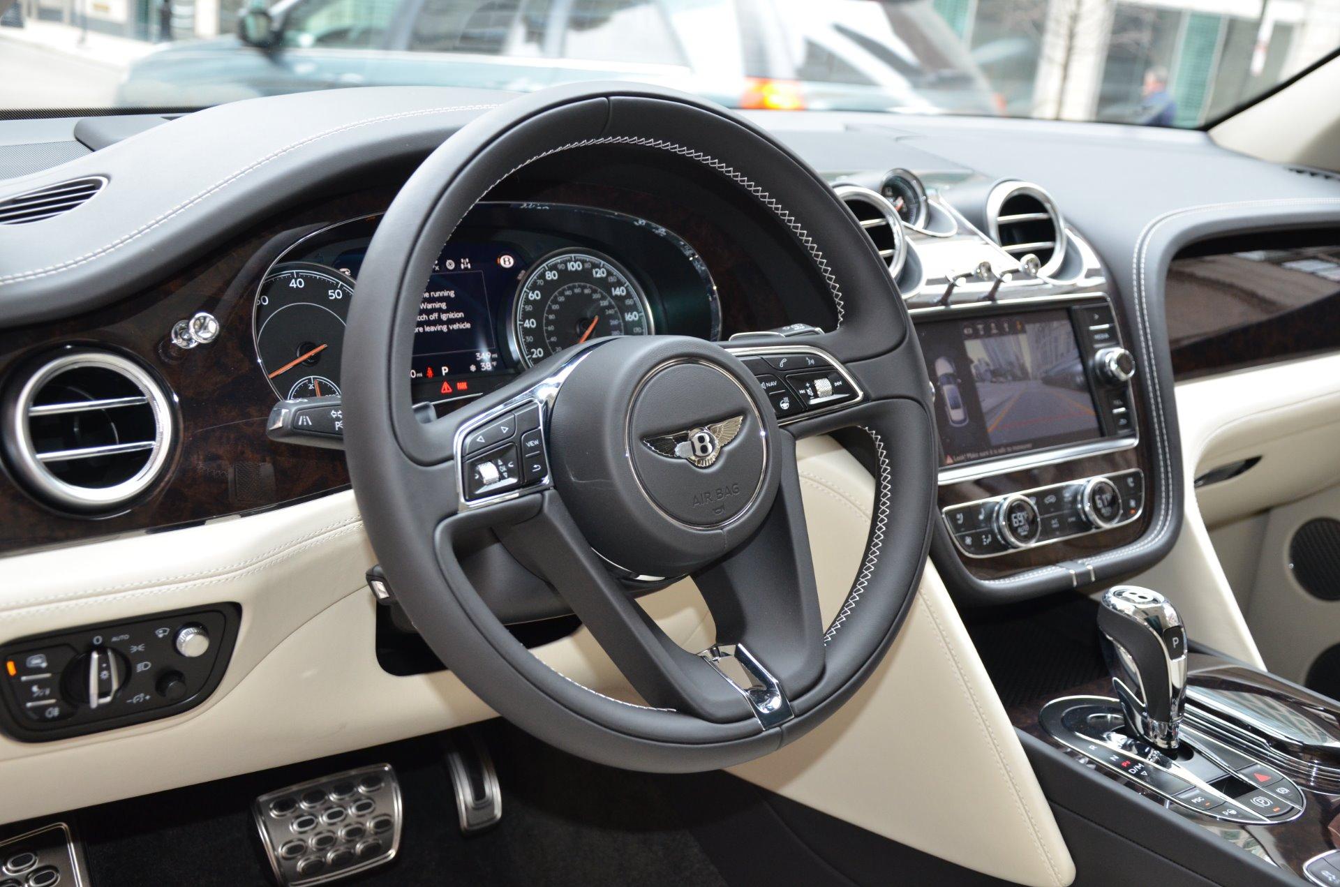 2017 Bentley Bentayga Stock B904 S For Sale Near Chicago Il Il Bentley Dealer