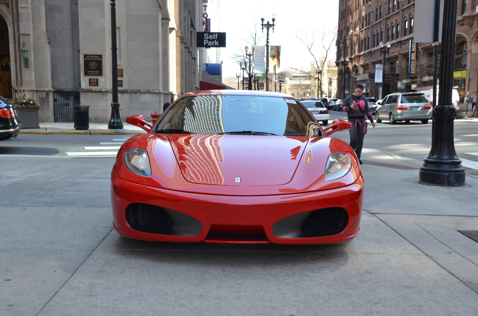 2006 Ferrari F430 F1 Stock L319aaa For Sale Near Chicago