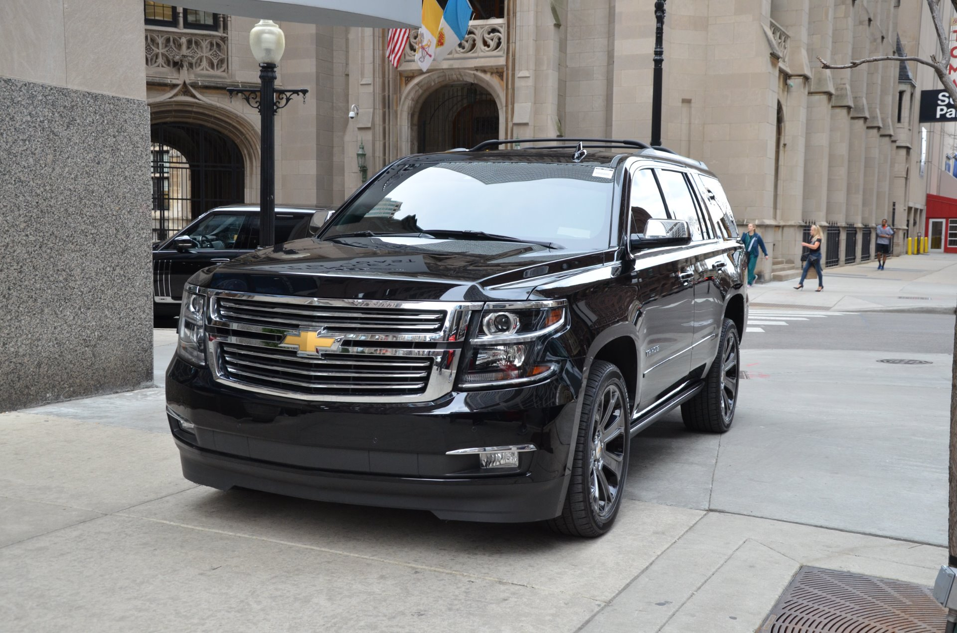 Chevrolet Tahoe LTZ Stock MA For Sale Near Chicago IL - Chevrolet dealers in chicago