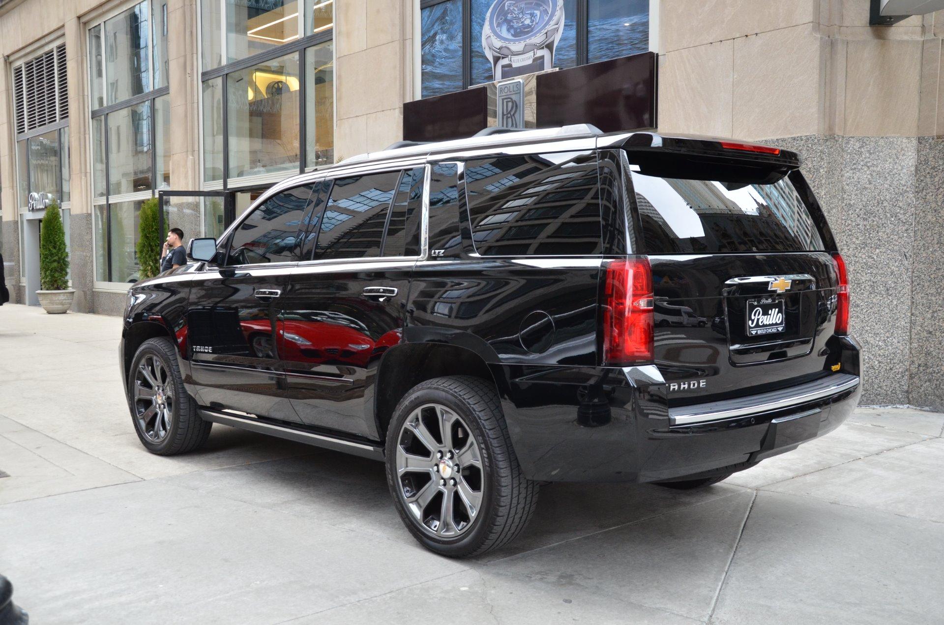 Chevrolet Tahoe LTZ Stock MA For Sale Near Chicago IL - Chevrolet dealer chicago