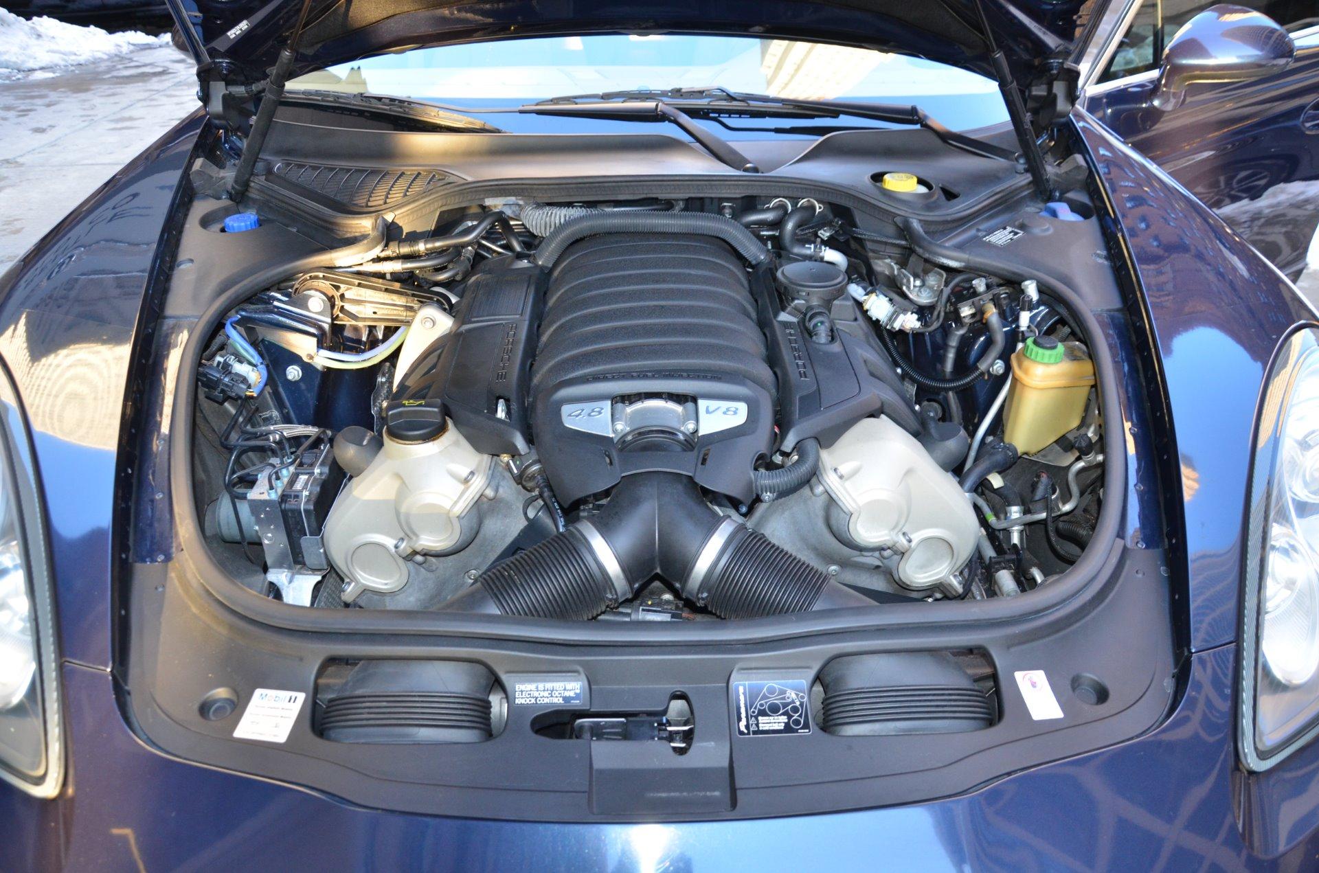 2010 Porsche Panamera 4s Stock L354aa For Sale Near Chicago Il Il Porsche Dealer