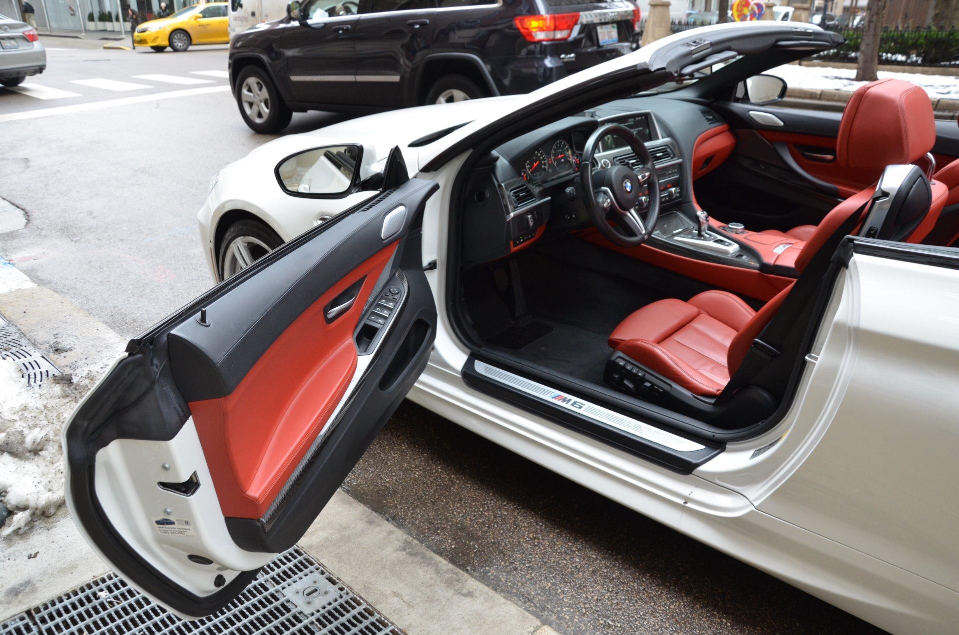 2015 Bmw M6 Stock B850a For Sale Near Chicago Il Il