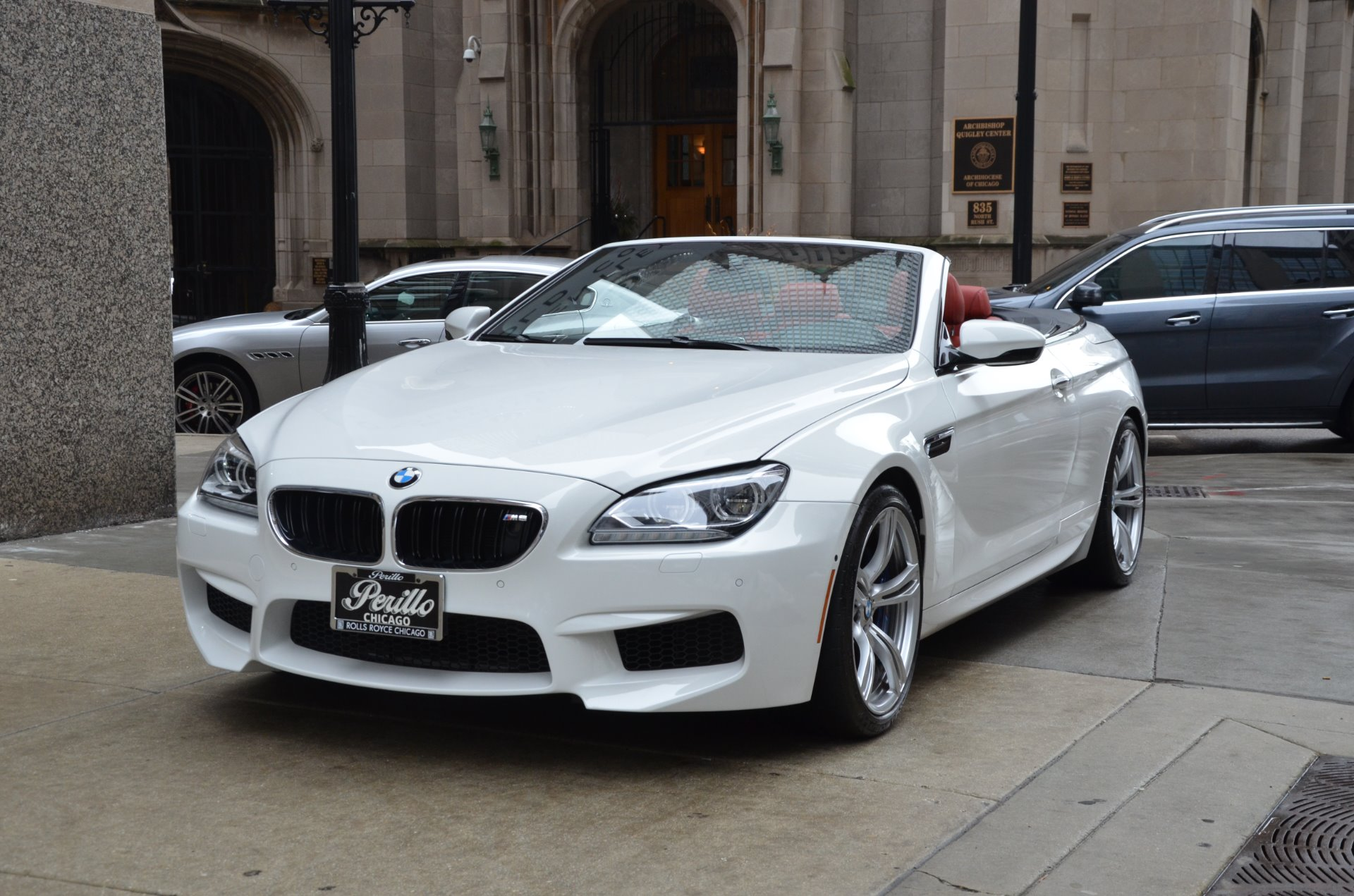 2015 Bmw M6 Stock B850a For Sale Near Chicago Il Il
