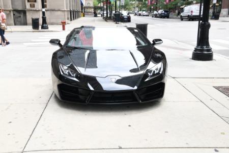 Used 2017 Lamborghini Huracan LP 580-2 Spyder | Chicago, IL