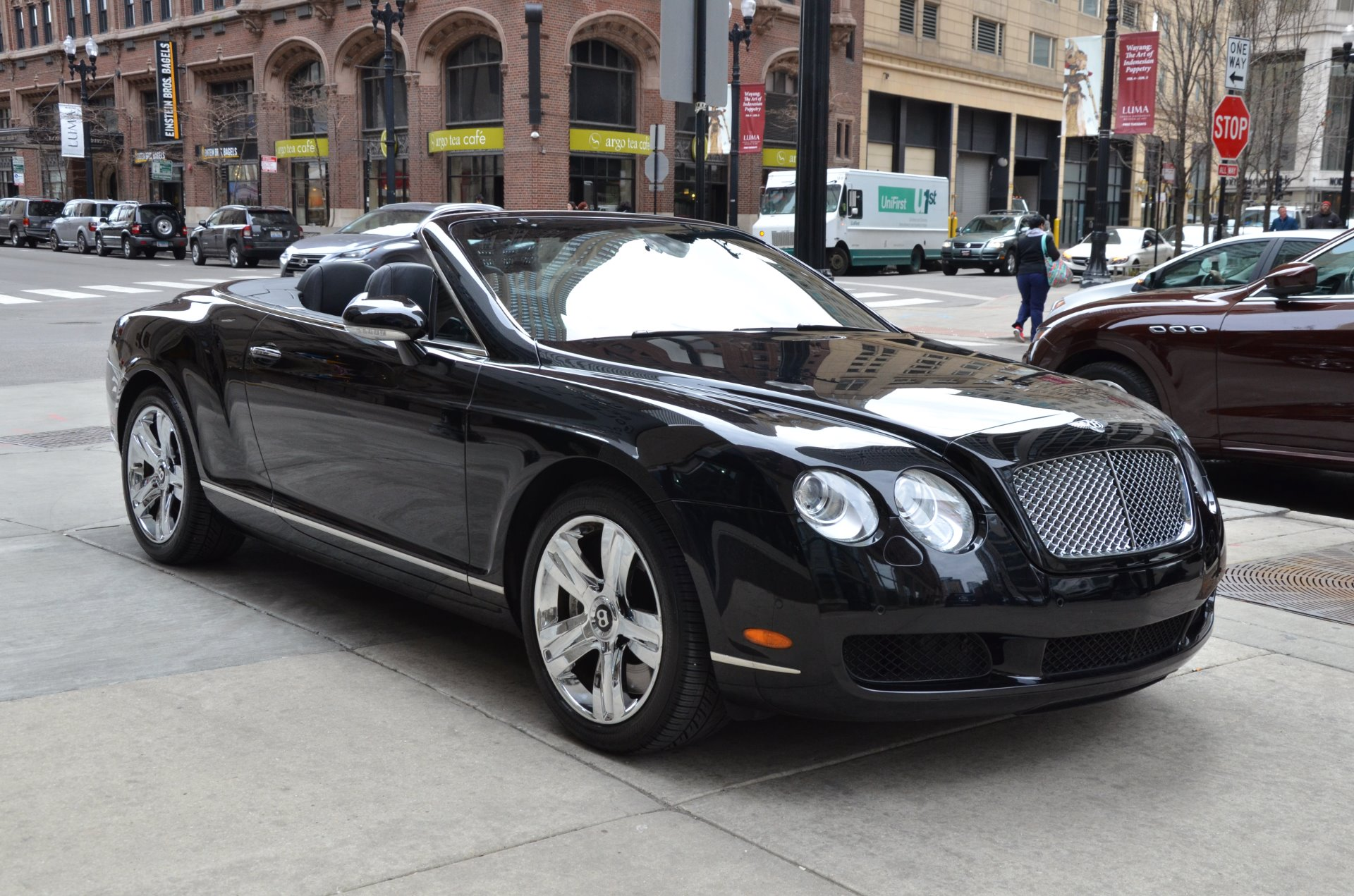 2008 Bentley Continental GTC Stock GC2071 for sale near Chicago