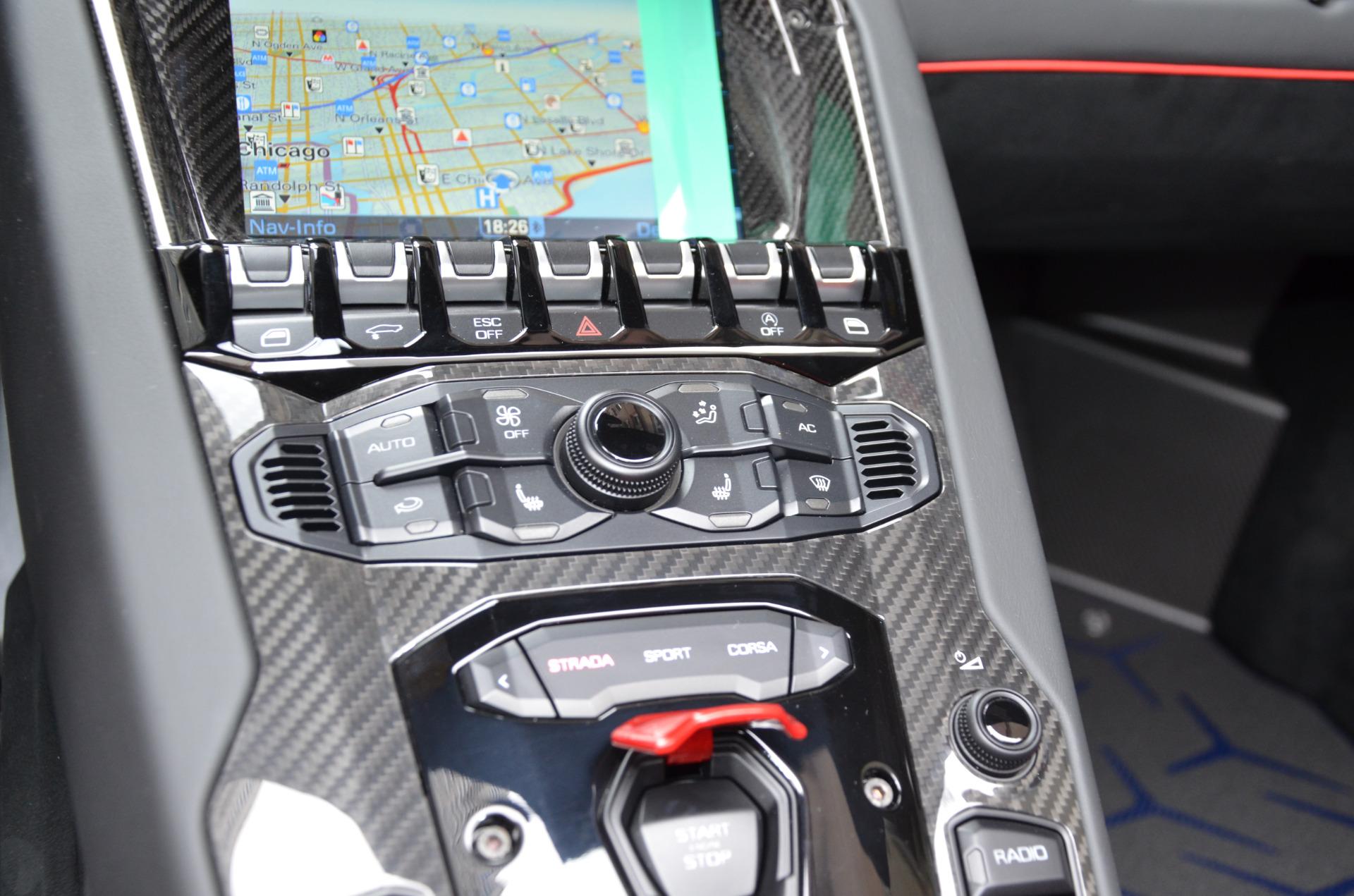 Used 2017 Lamborghini Aventador Roadster LP 750-4 SV Roadster | Chicago, IL