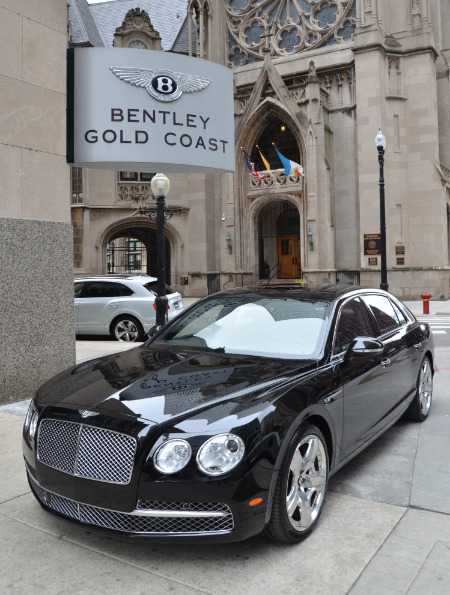 2014 Bentley Flying Spur W12