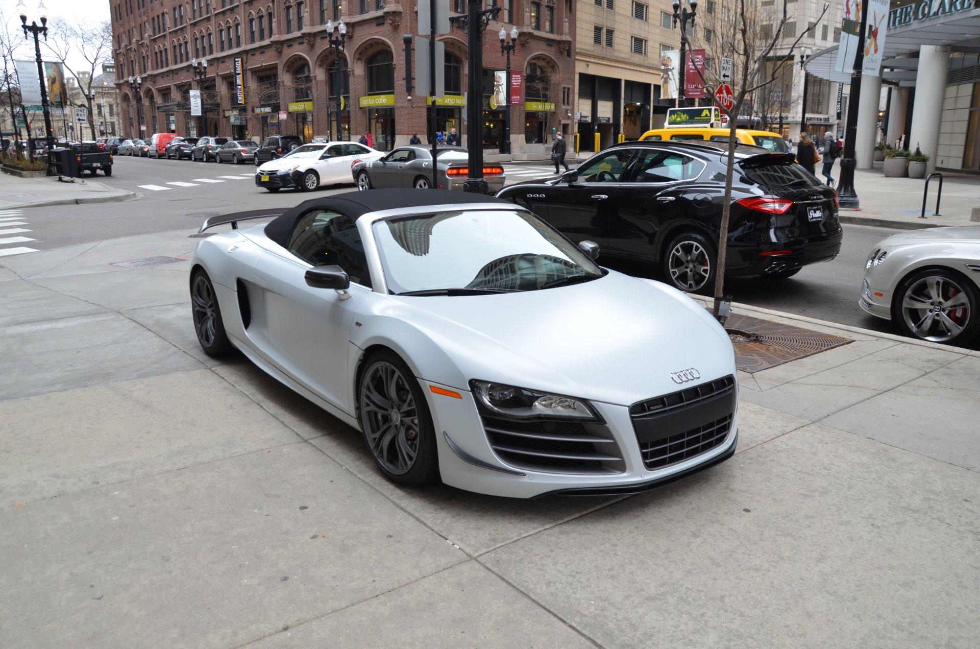 Used 2012 Audi R8 GT 5.2 quattro Spyder | Chicago, IL