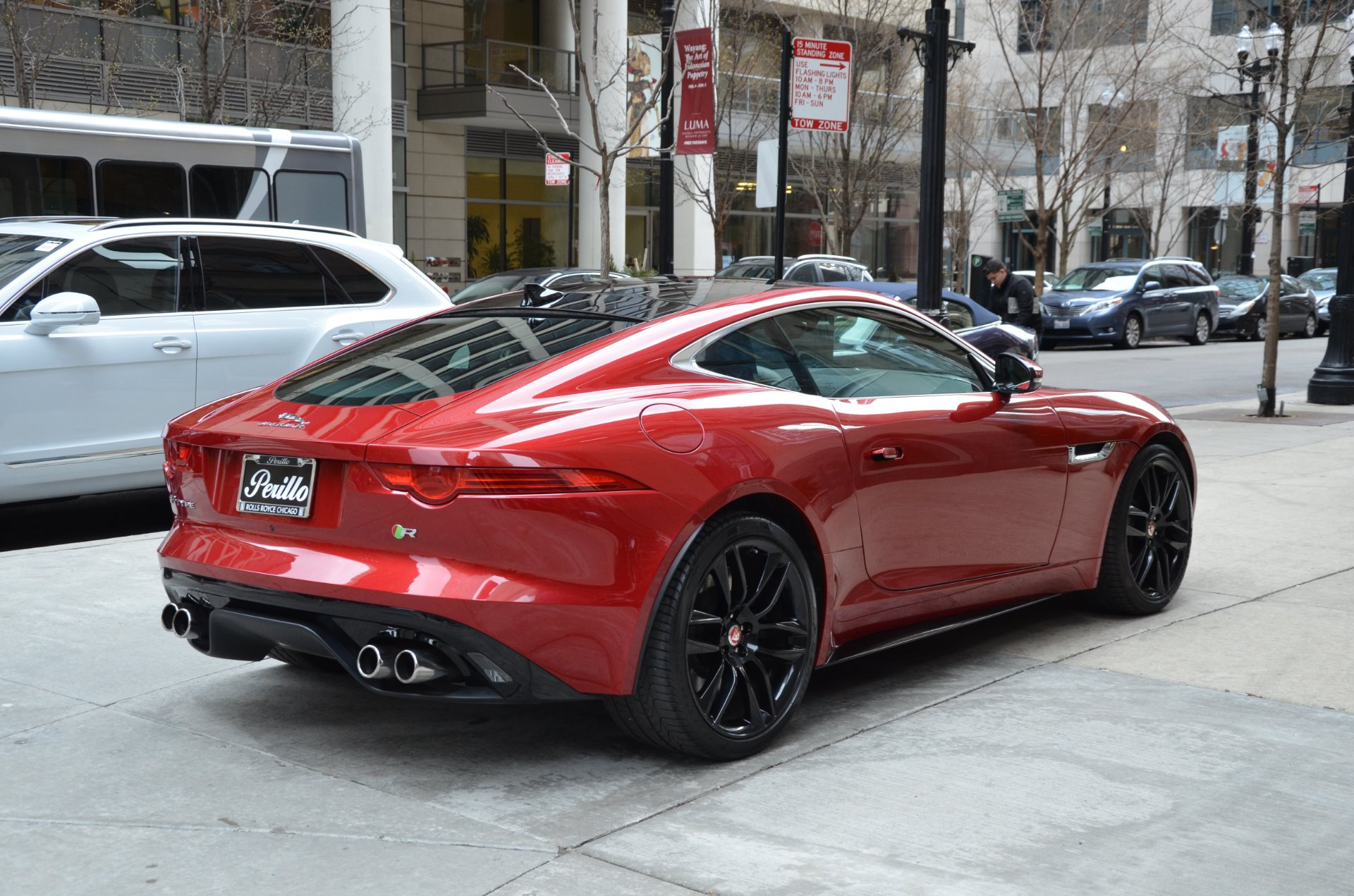 2015 Jaguar F Type R Stock B912a For Sale Near Chicago