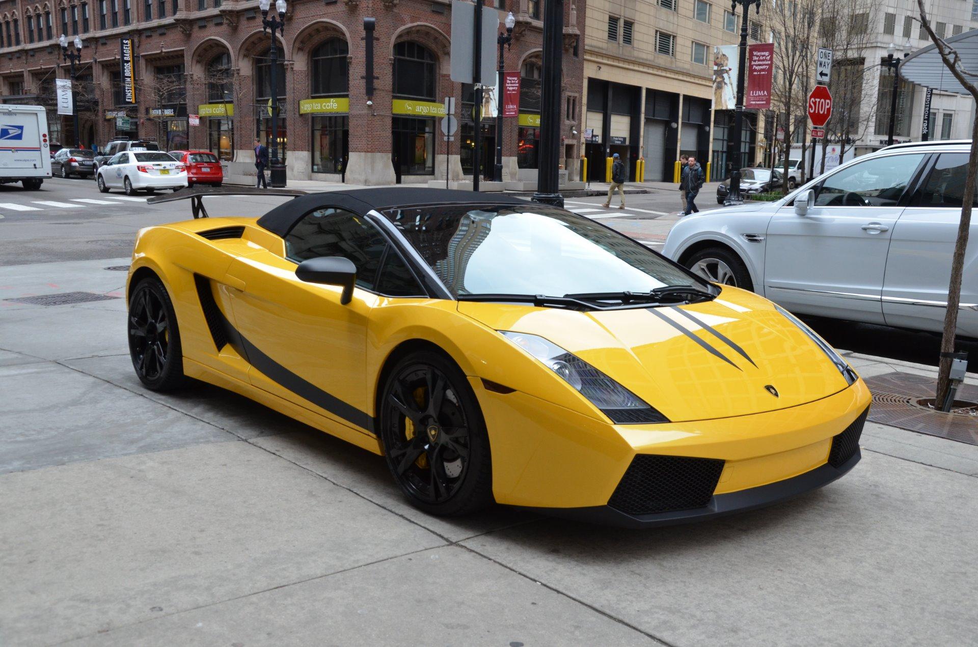 Used 2008 Lamborghini Gallardo Spyder Spyder | Chicago, IL