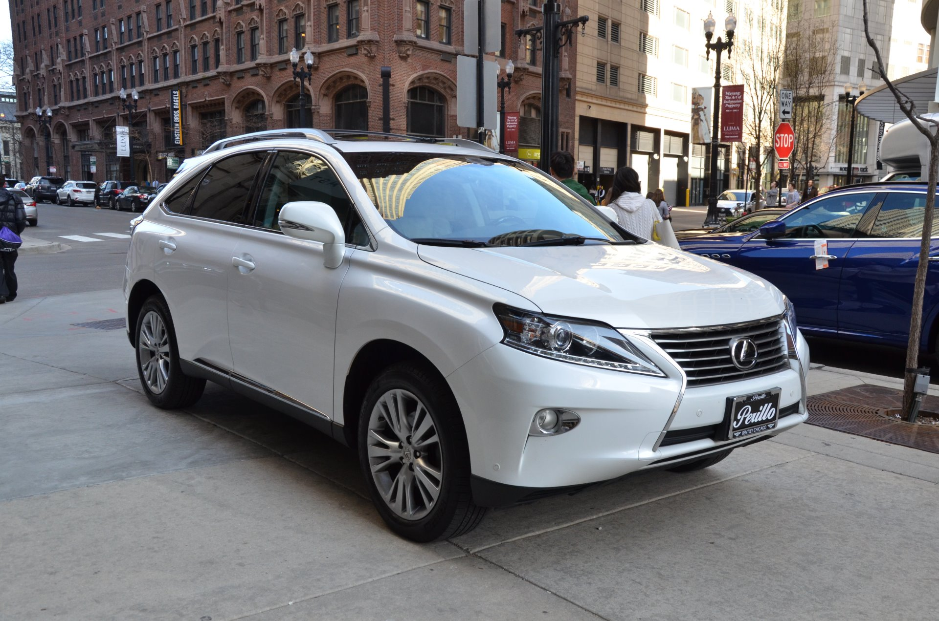 2013 lexus rx 350 stock b834bb for sale near chicago il il lexus dealer. Black Bedroom Furniture Sets. Home Design Ideas