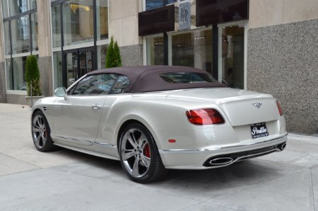 Used 2017 Bentley Continental GT Convertible Speed GT Speed | Chicago, IL
