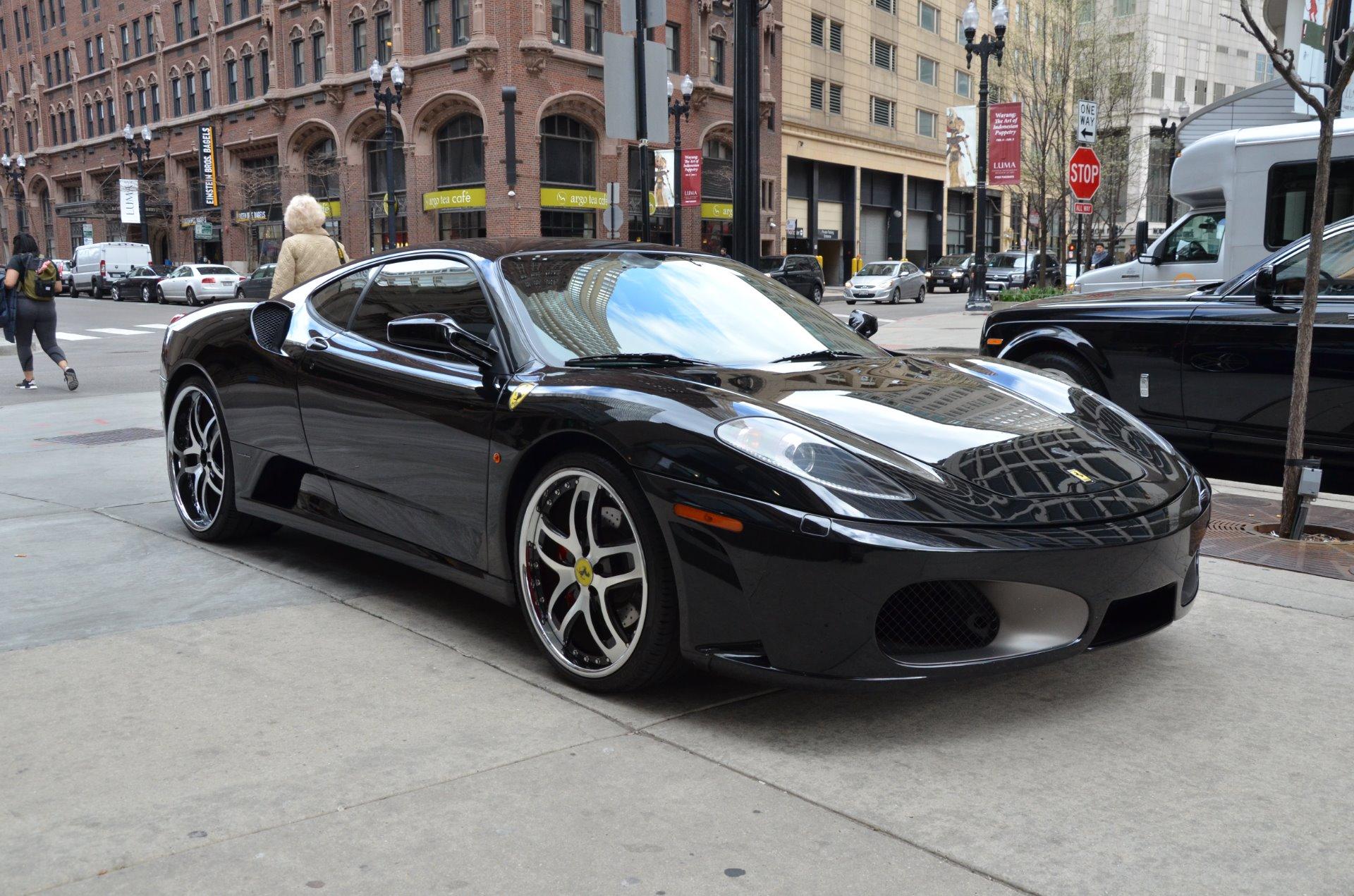 2006 Ferrari F430 F1 Stock L350c For Sale Near Chicago