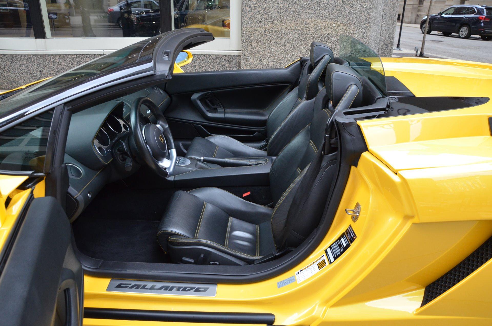 Used 2007 Lamborghini Gallardo Spyder Spyder | Chicago, IL