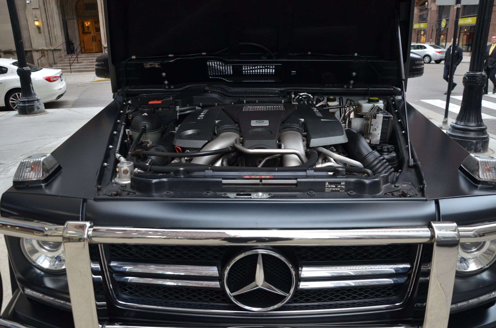 2013 Mercedes-Benz G-Class G 63 AMG Stock # R378B for sale