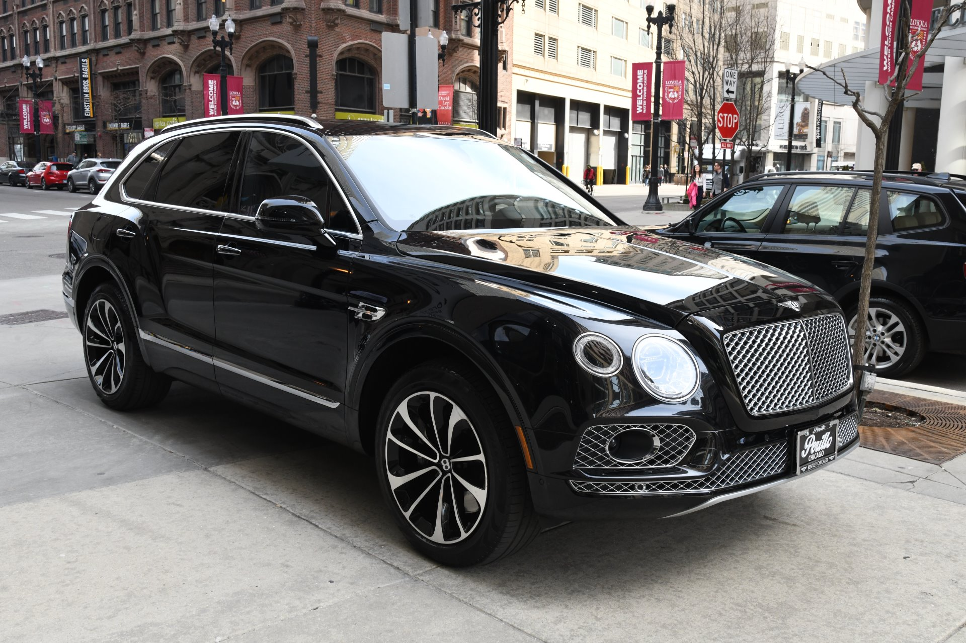 2017 Bentley Bentayga Stock R632a For Sale Near Chicago