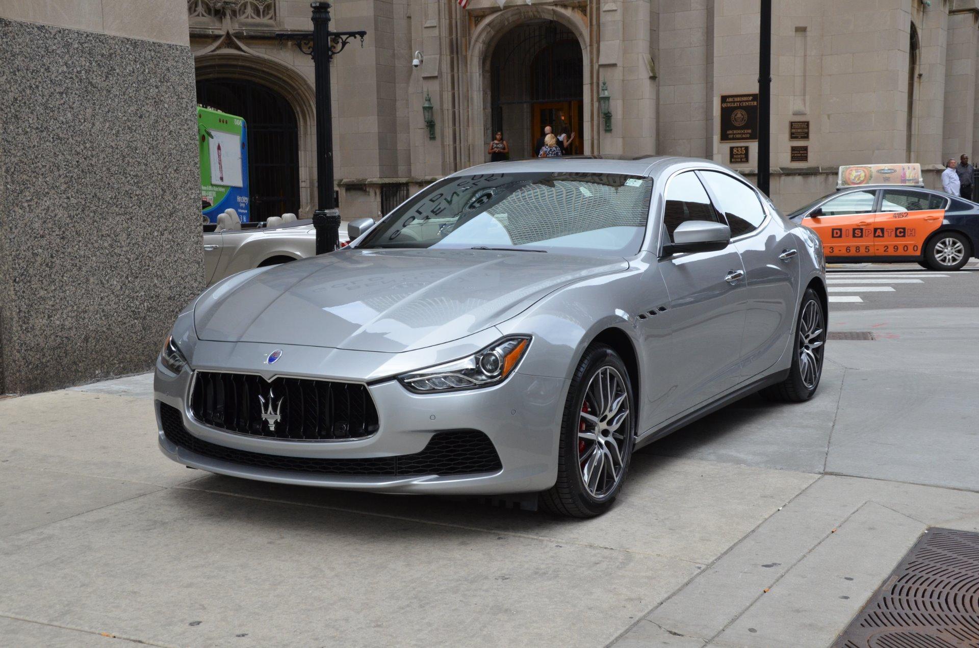 2017 Maserati Ghibli SQ4 S Q4 Stock # M597 for sale near Chicago, IL | IL Maserati Dealer