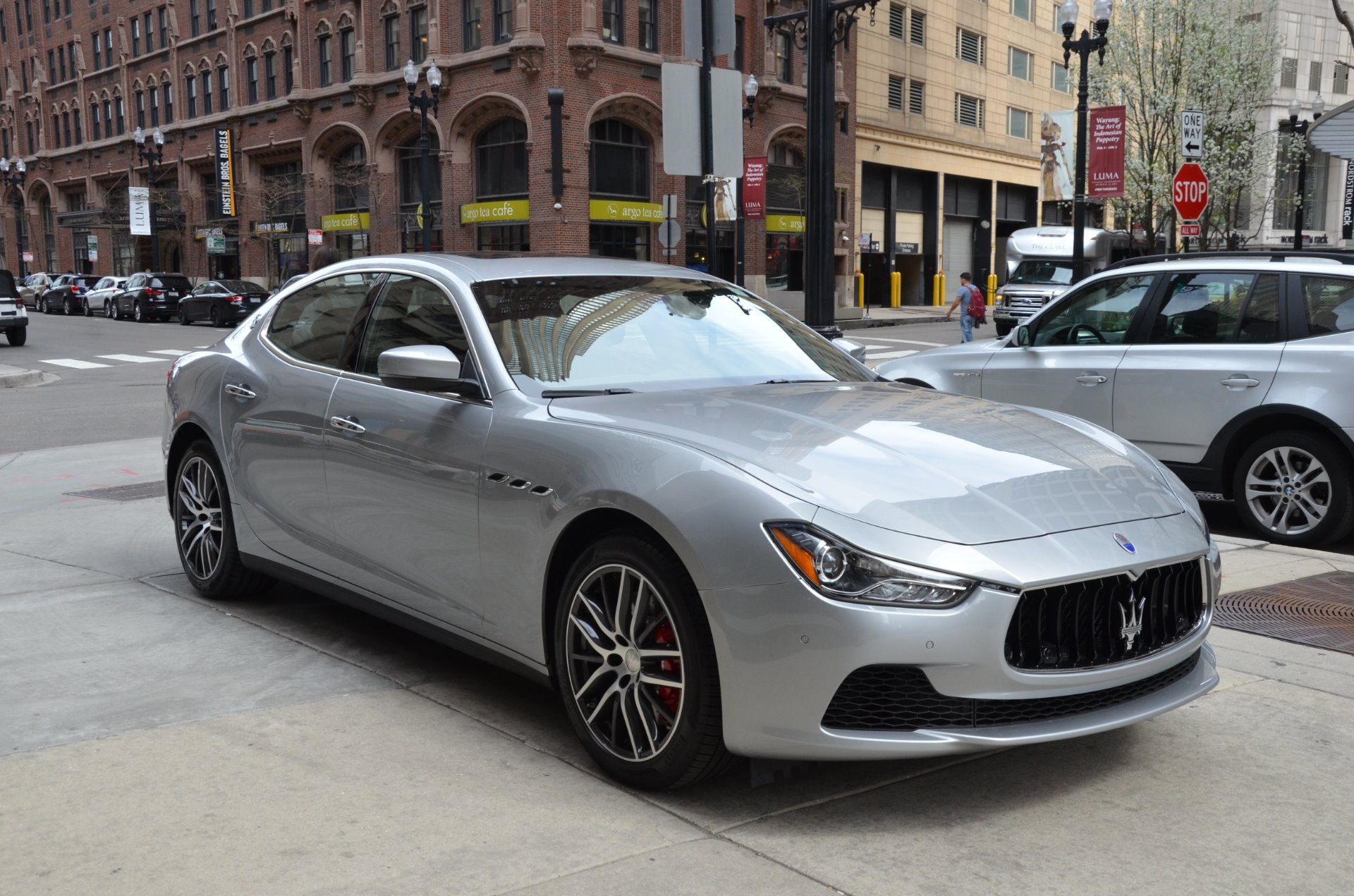 2017 maserati ghibli sq4 s q4 stock m597 for sale near chicago il il maserati dealer. Black Bedroom Furniture Sets. Home Design Ideas