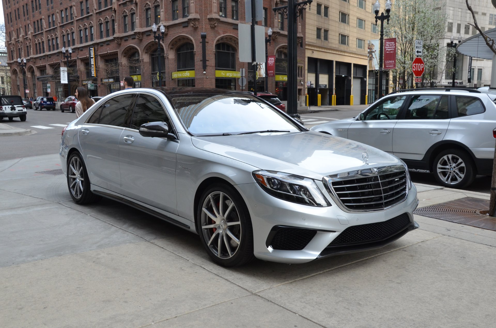 2016 mercedes benz s class amg s 63 stock 36829 for sale for Mercedes benz nearby