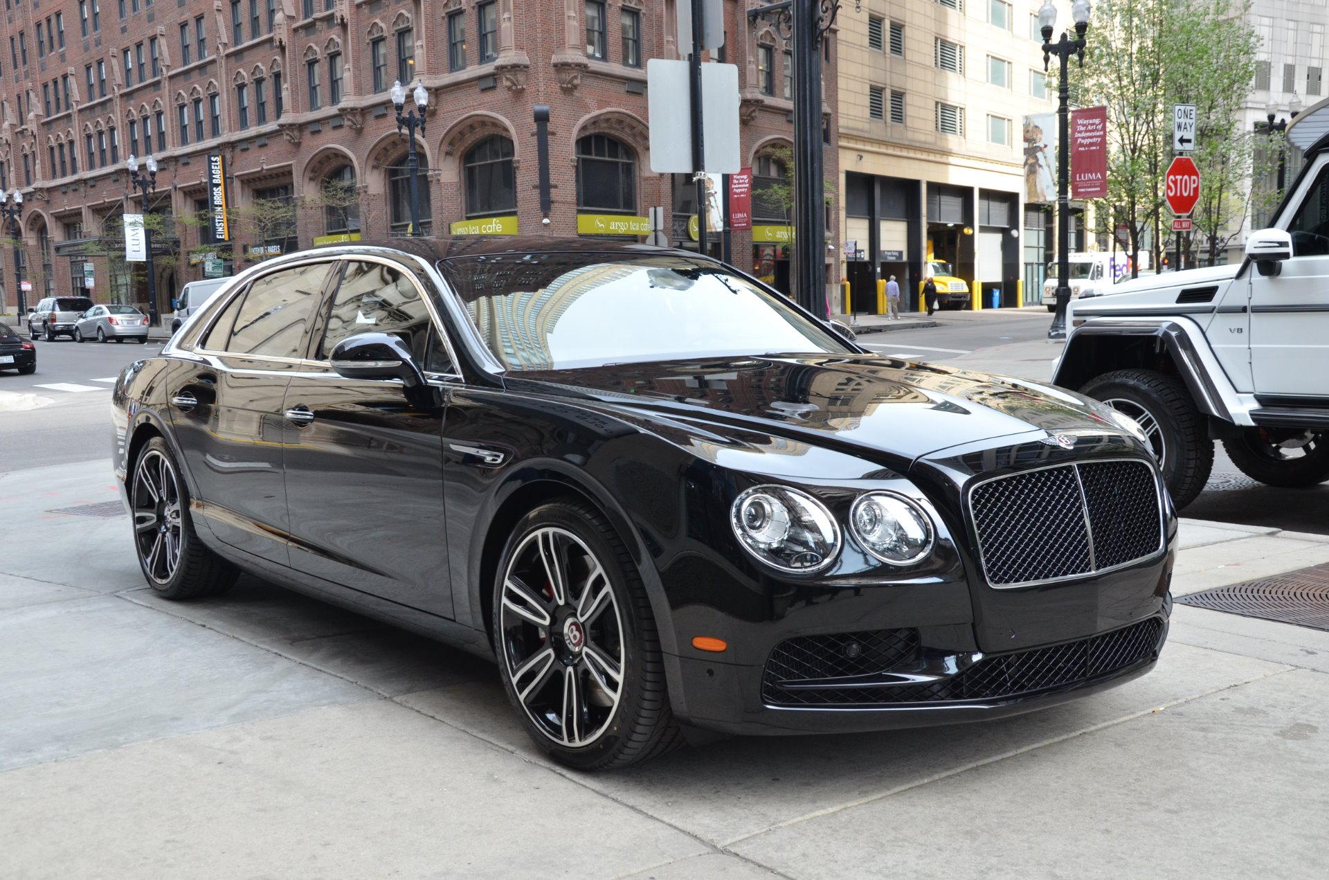 New 2017 Bentley Flying Spur V8 S Chicago Il