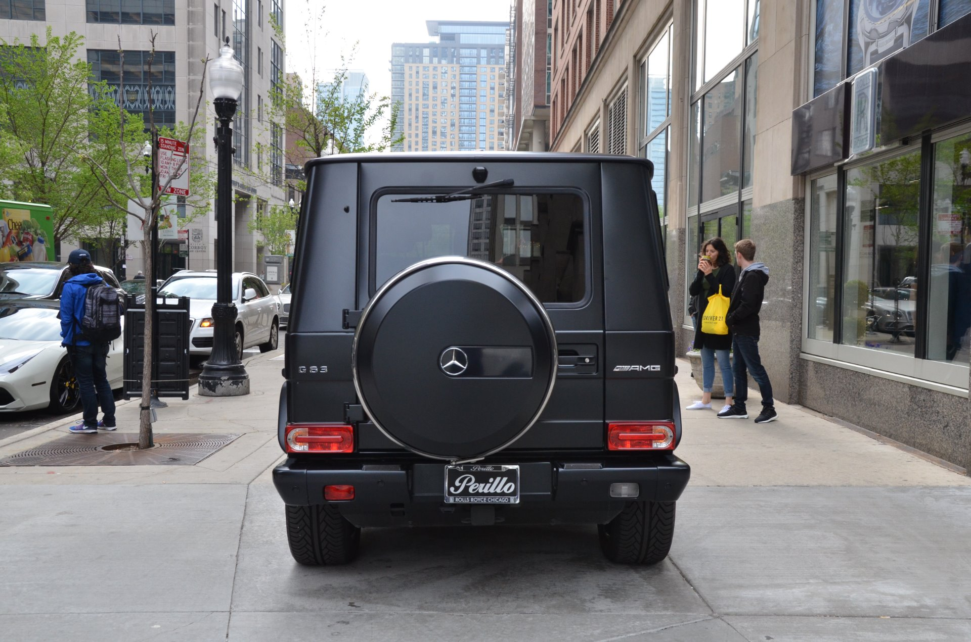 used 2014 mercedes benz g class g 63 amg chicago il