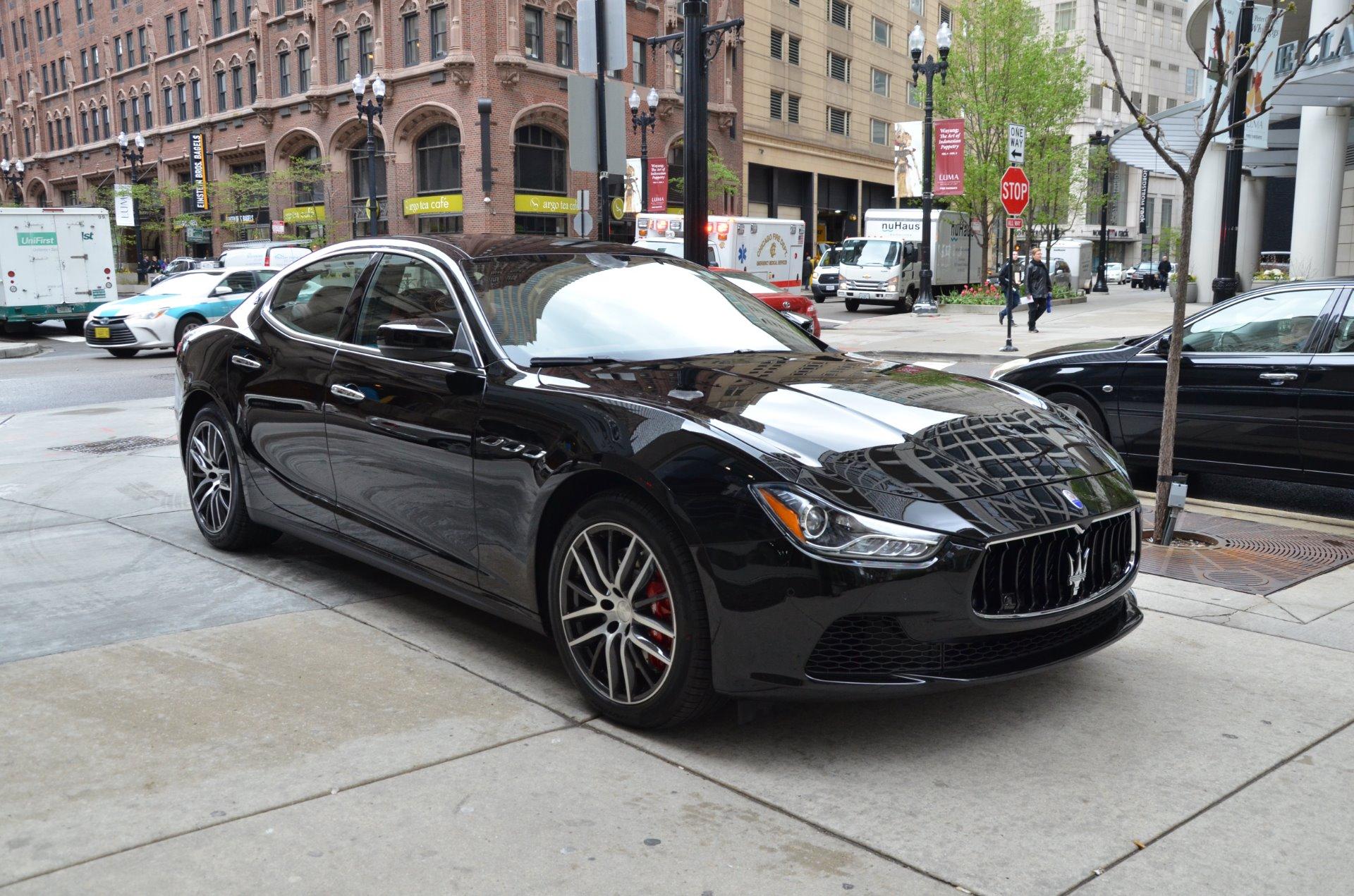 2017 Maserati Ghibli SQ4 S Q4 Stock M602 for sale near Chicago IL