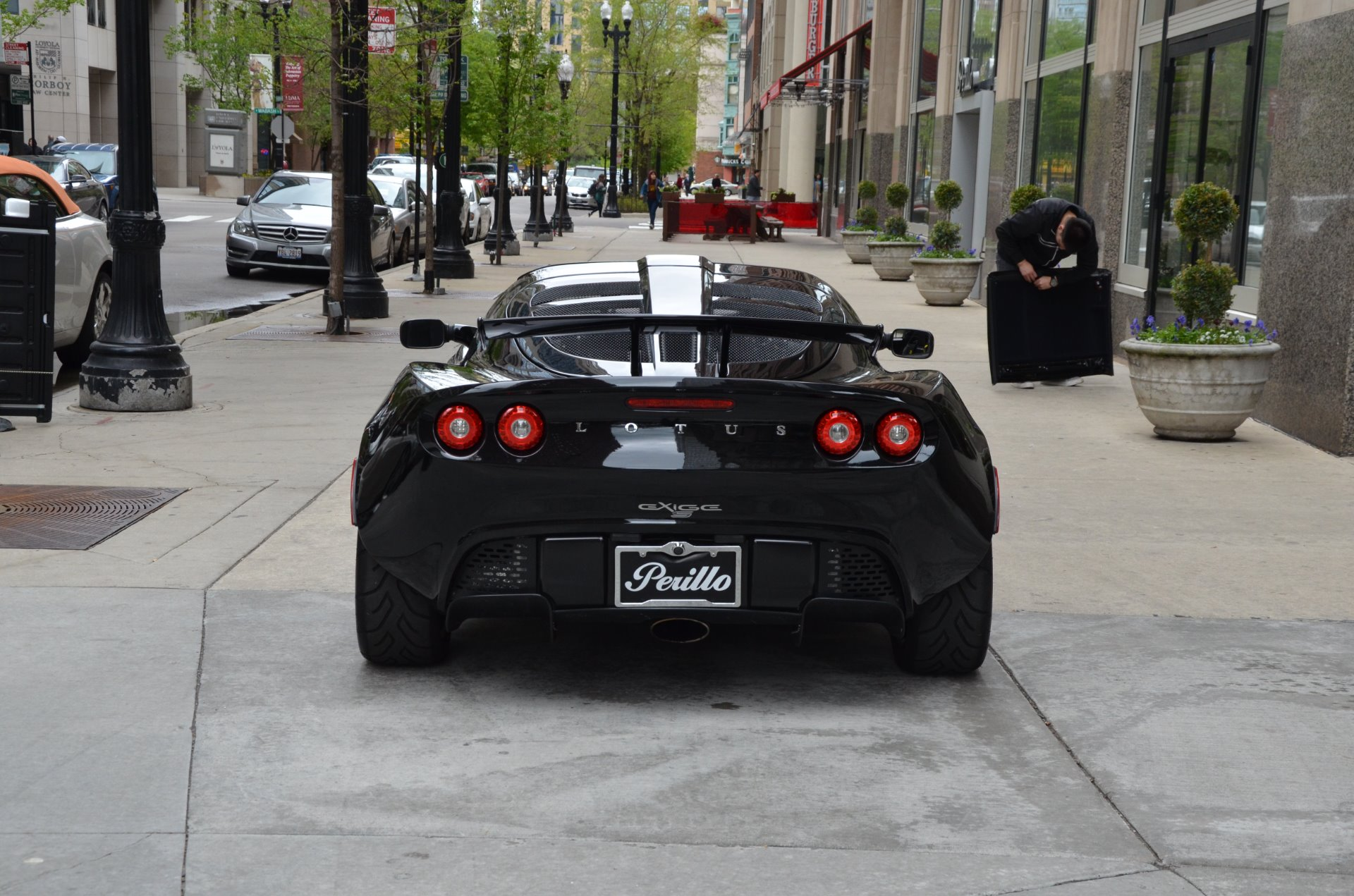 2007 lotus exige s stock l358a for sale near chicago il il lotus dealer. Black Bedroom Furniture Sets. Home Design Ideas