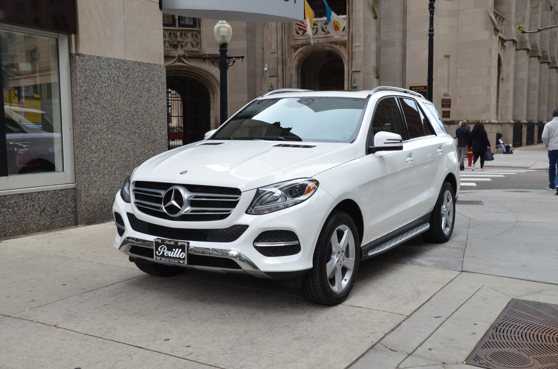 2016 Mercedes-Benz GLE GLE 350 4MATIC Stock # B906AA for ...