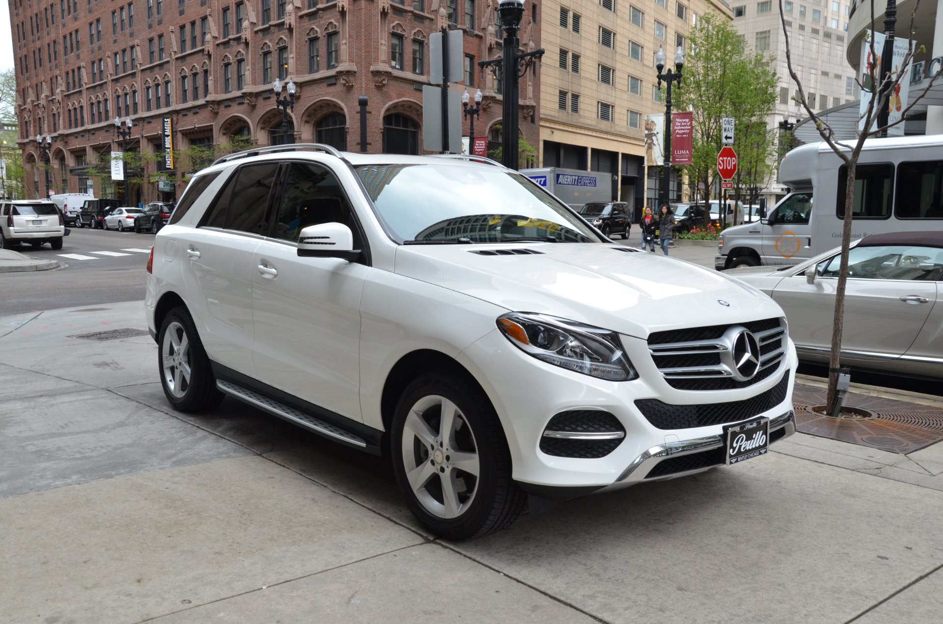 2016 Mercedes Benz Gle Gle 350 4matic Stock B906aa For
