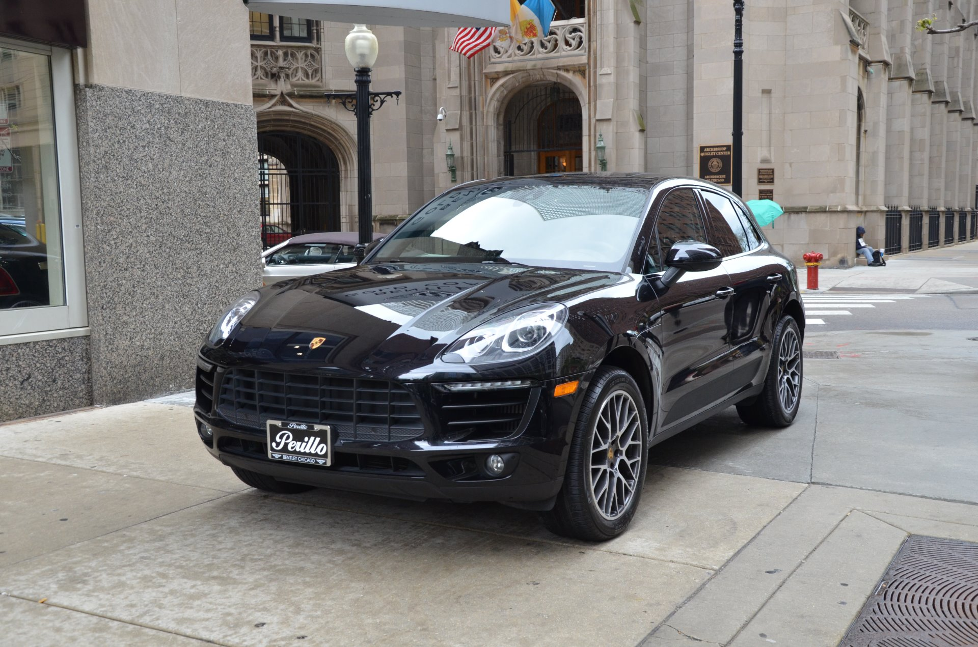 2017 Porsche Macan S Stock M605a For Sale Near Chicago Il Il Porsche Dealer