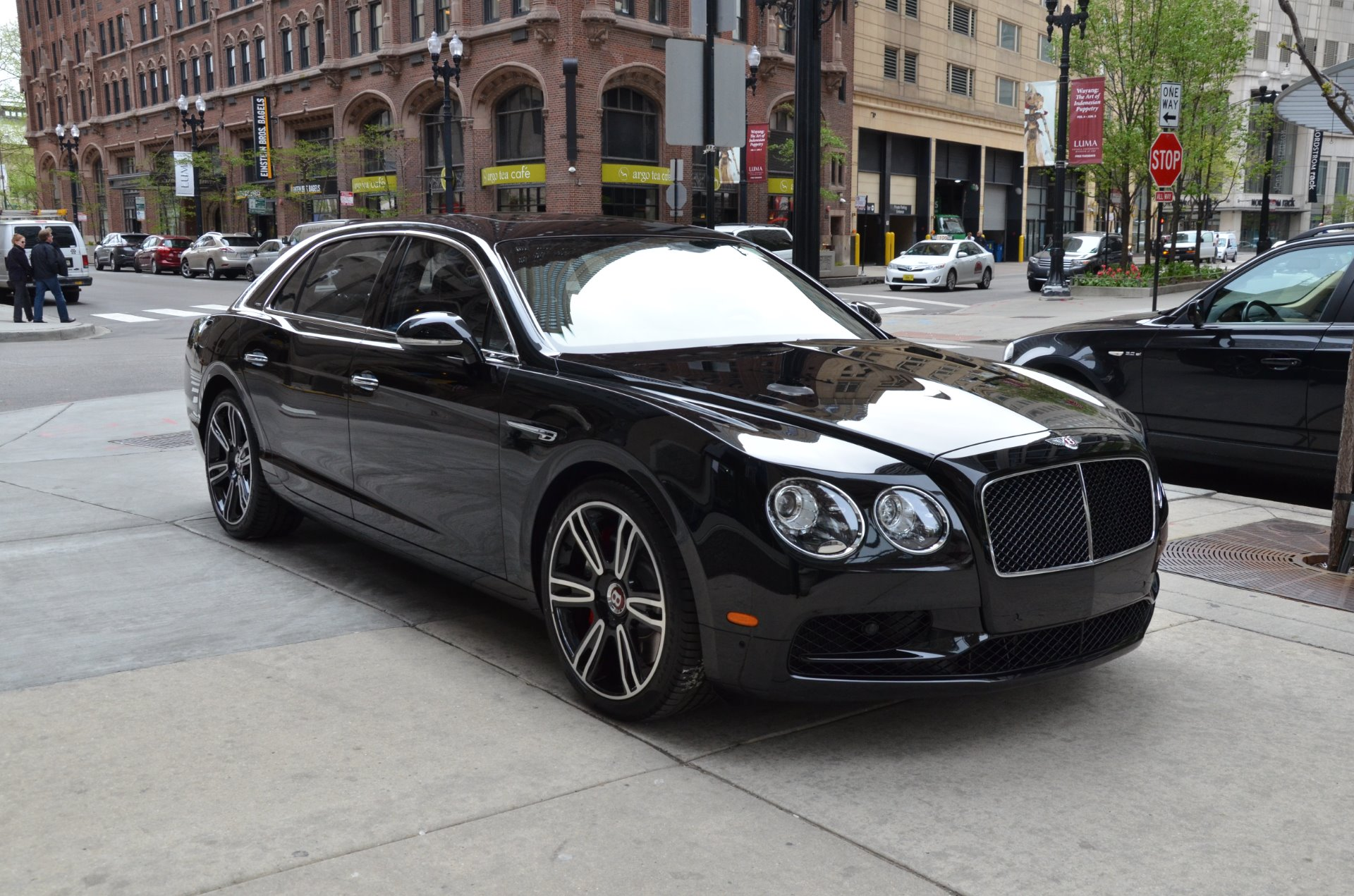 2017 Bentley Flying Spur V8 S Stock # B923-S For Sale Near