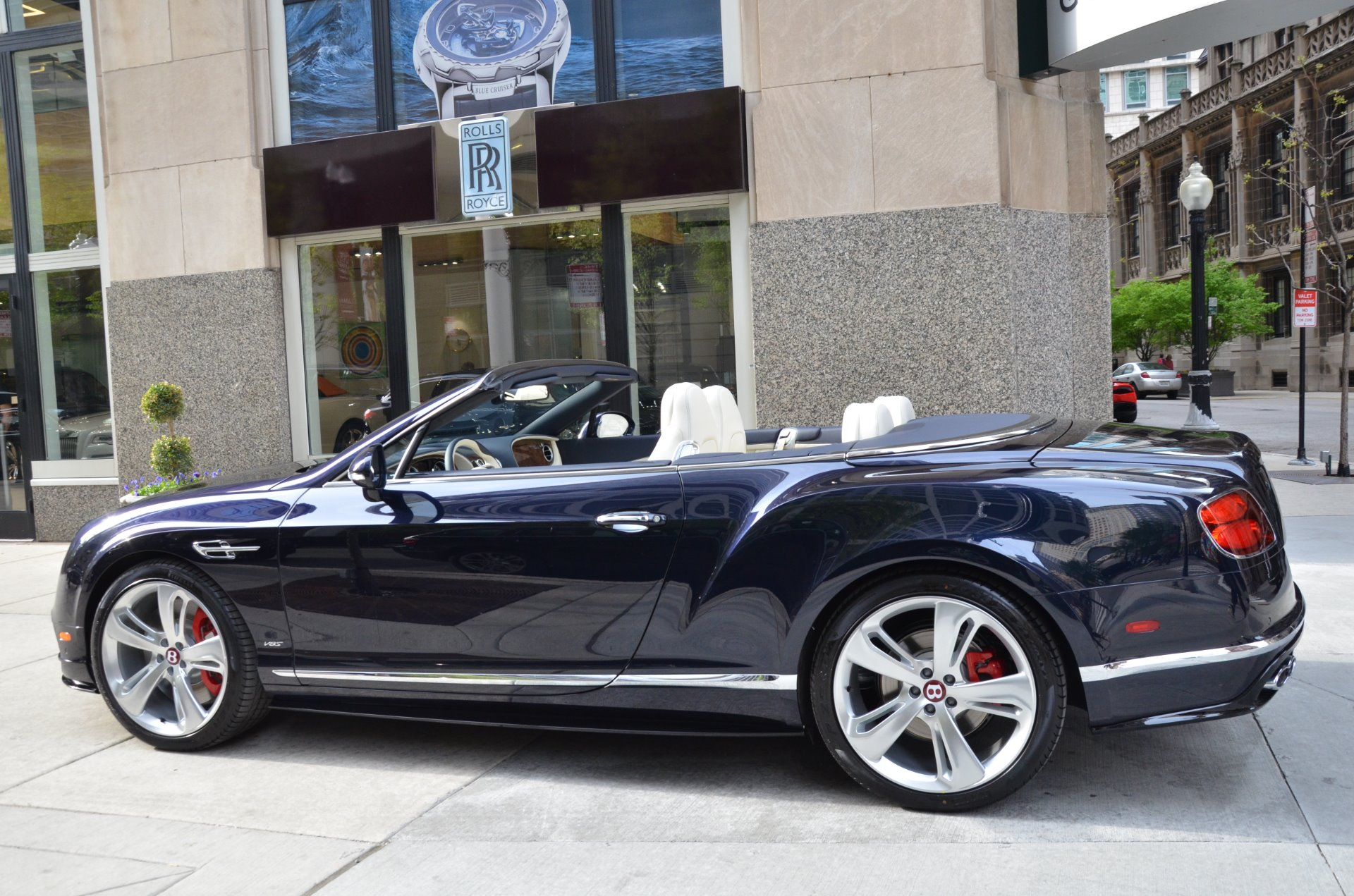 2017 Bentley Continental Gt V8 Convertible Stock B924 S For Sale Near Chicago Il Il Bentley Dealer