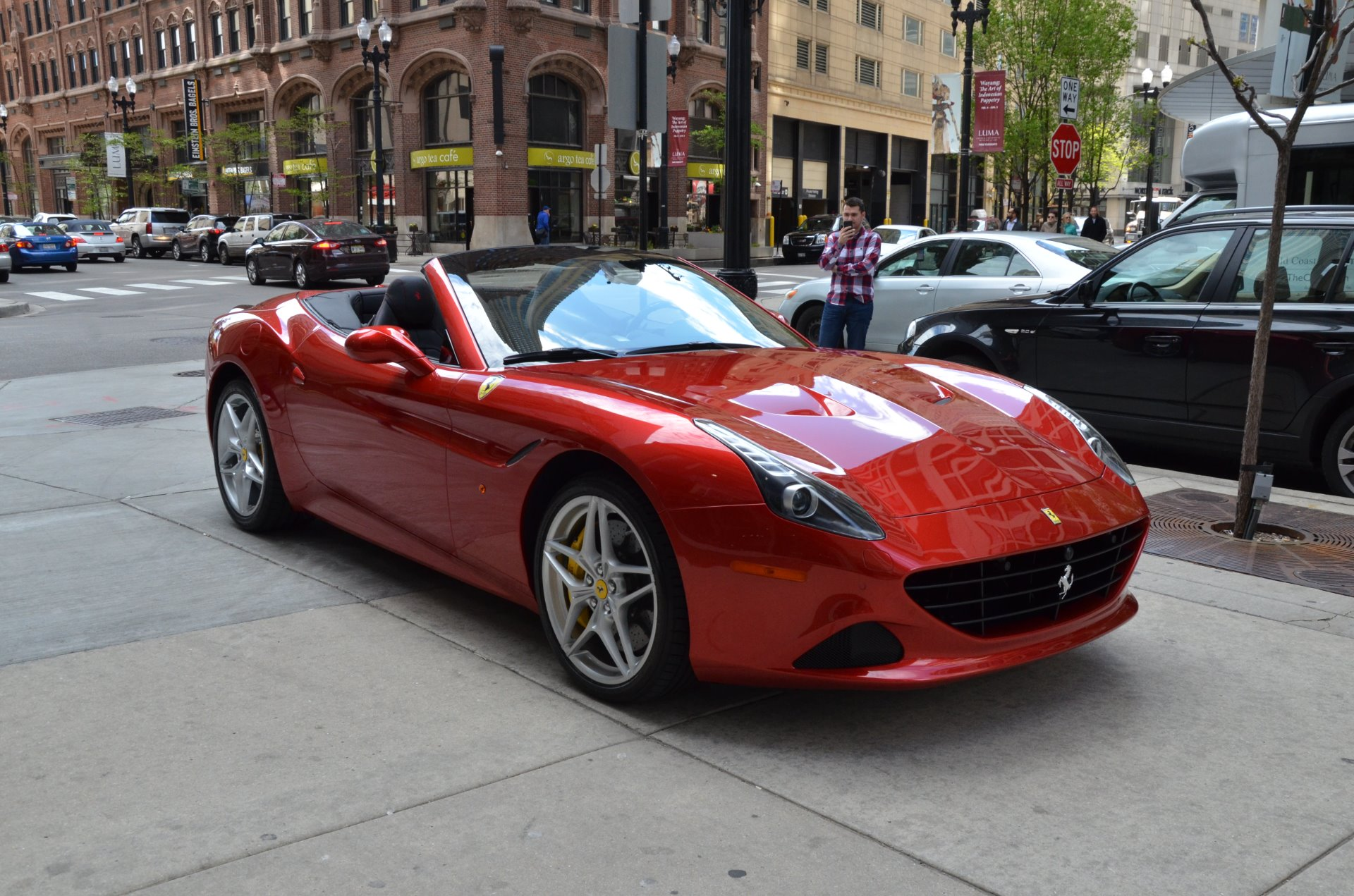 2016 ferrari california t stock l322ab for sale near. Black Bedroom Furniture Sets. Home Design Ideas