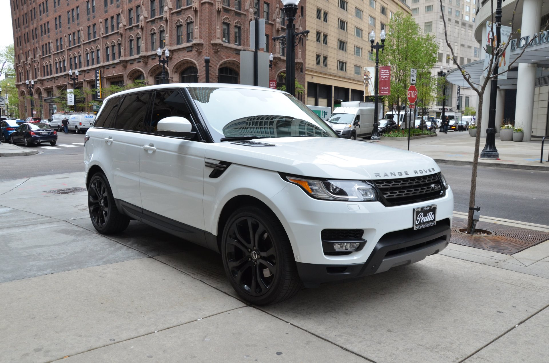 2014 Land Rover Range Rover Sport SC Stock B930A for sale near