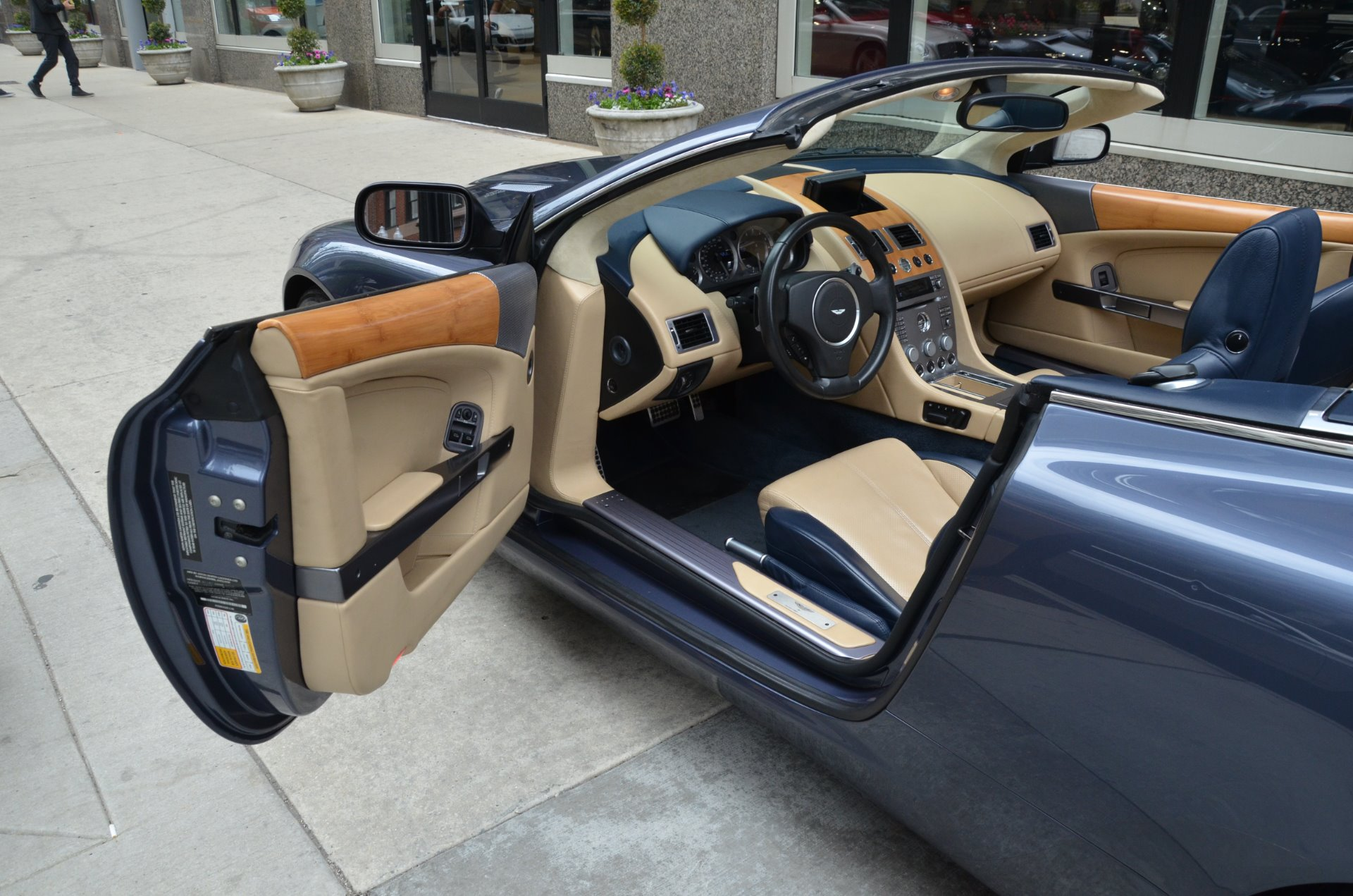 Aston Martin DB Volante Stock BA For Sale Near Chicago - Aston martin db9 convertible