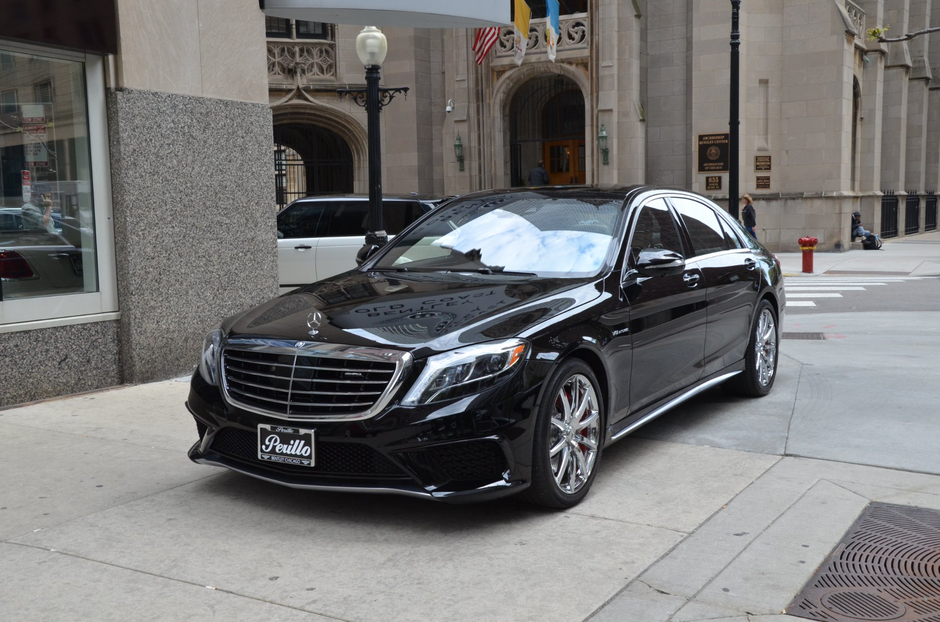 2016 mercedes benz s class amg s 63 stock r388b for sale near chicago il il mercedes benz. Black Bedroom Furniture Sets. Home Design Ideas