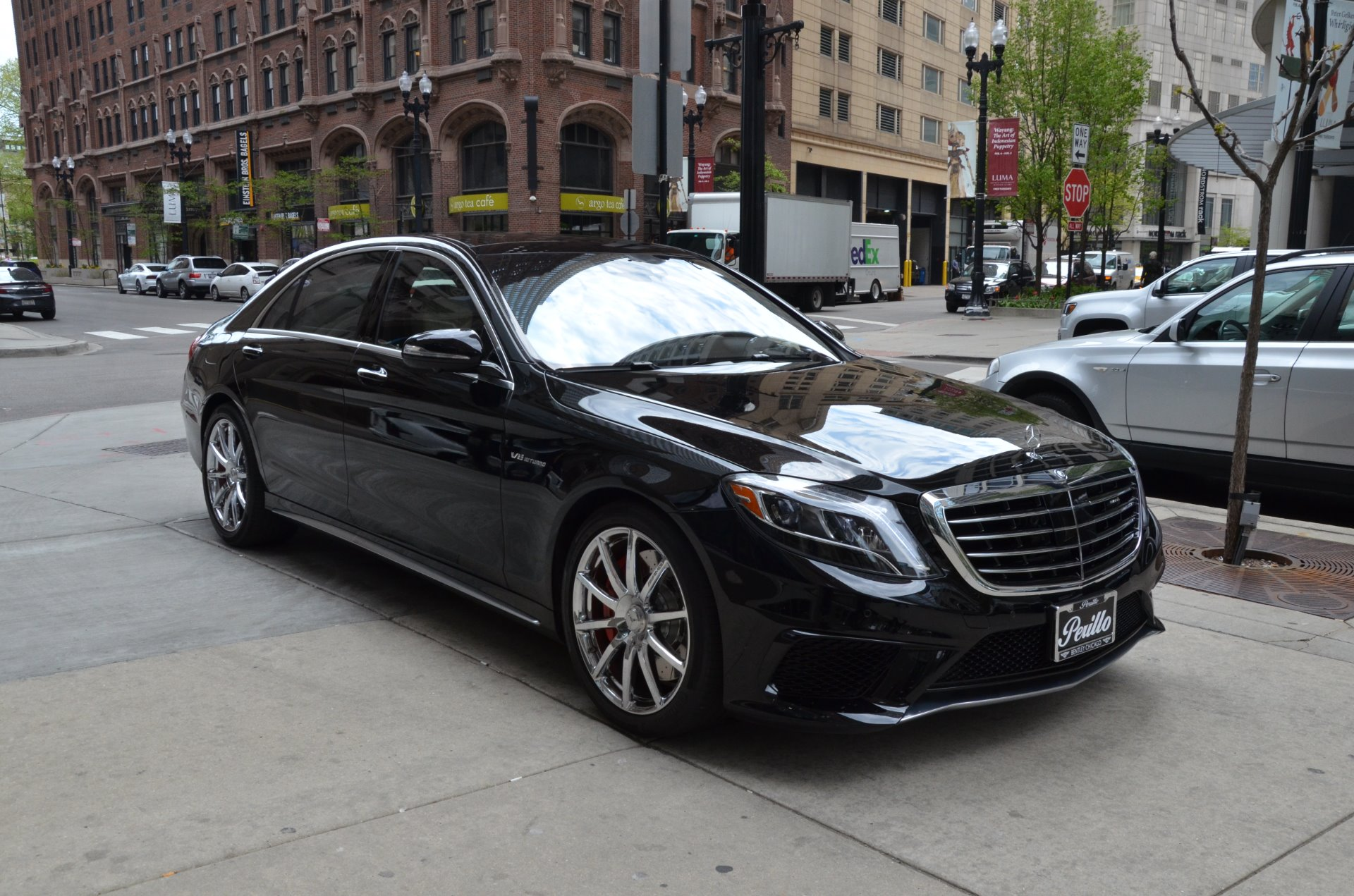 2016 mercedes benz s class amg s 63 stock r388b for sale. Black Bedroom Furniture Sets. Home Design Ideas
