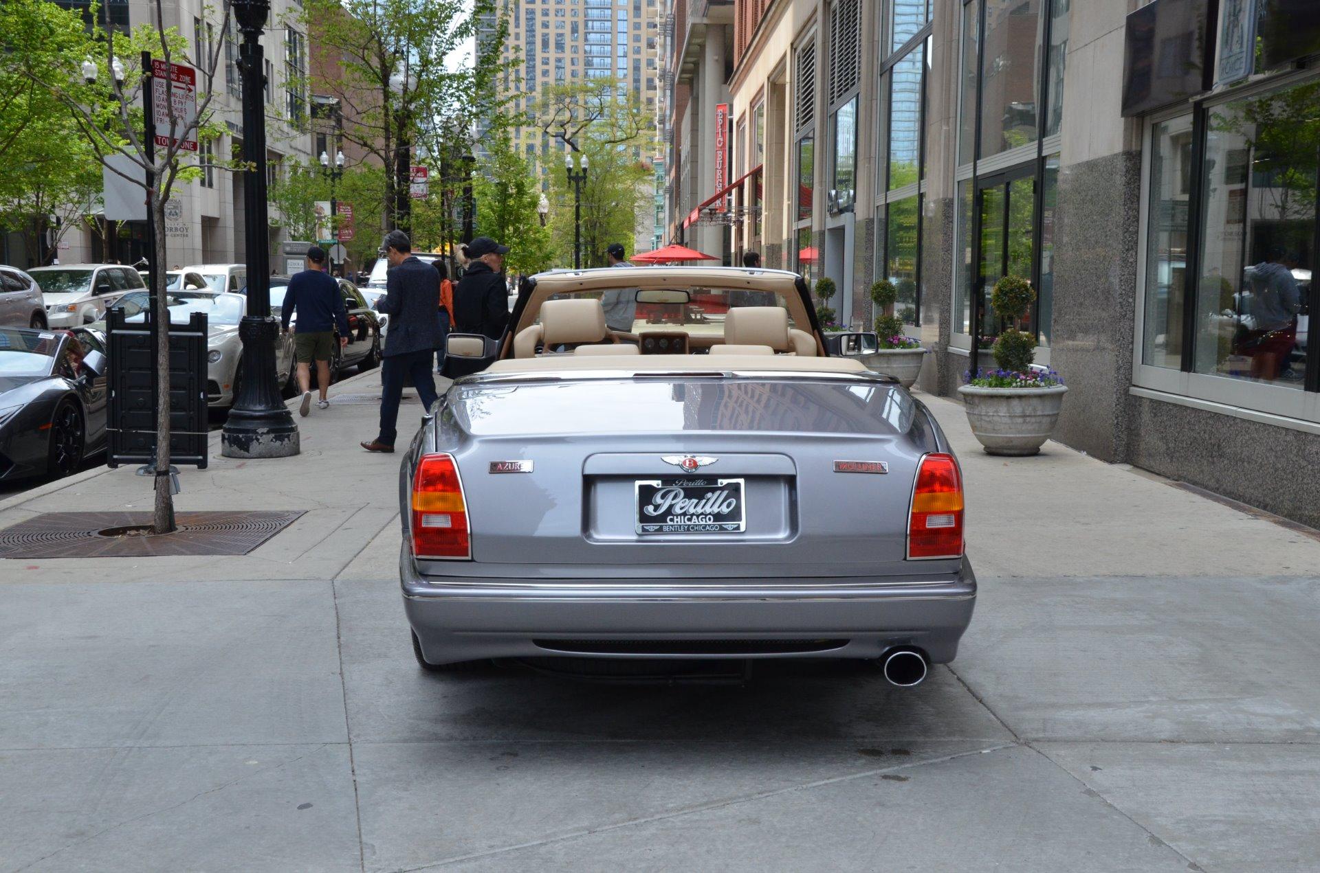 2000 Bentley Azure Stock # GC2175-S for sale near Chicago, IL | IL ...