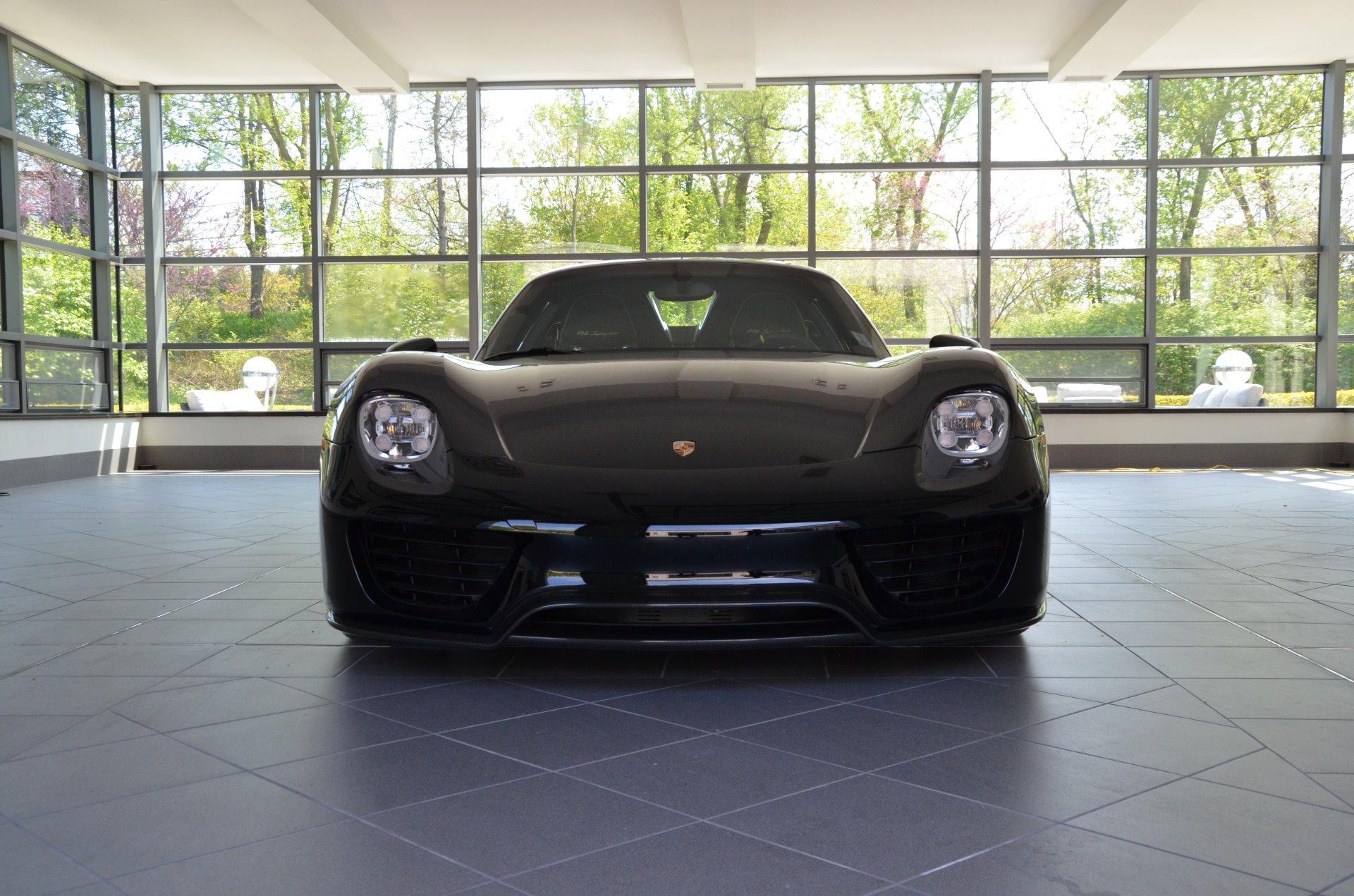 Used 2015 Porsche 918 Spyder Weissach  | Chicago, IL
