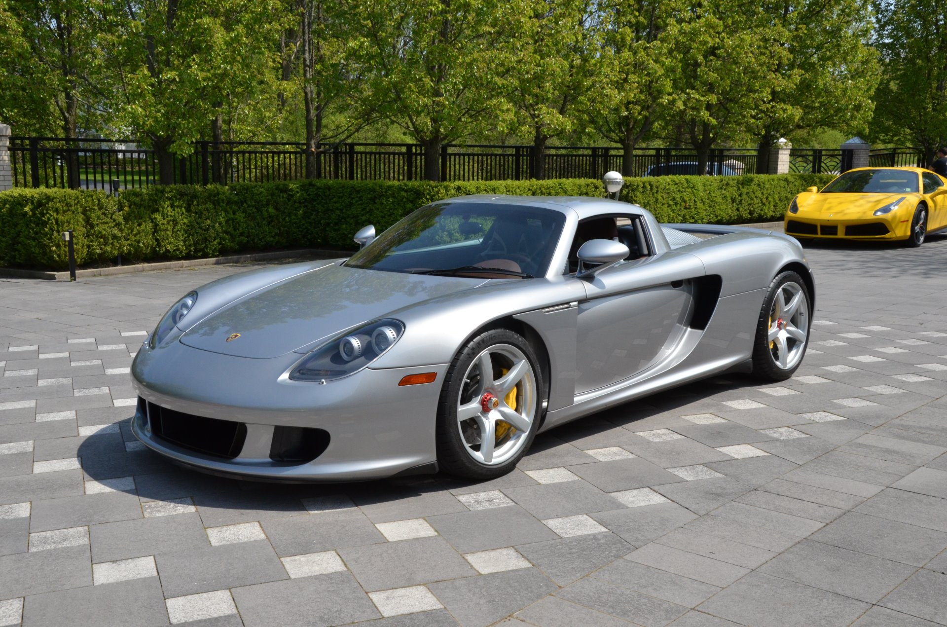 2004 porsche carrera gt stock gc mir134 for sale near. Black Bedroom Furniture Sets. Home Design Ideas