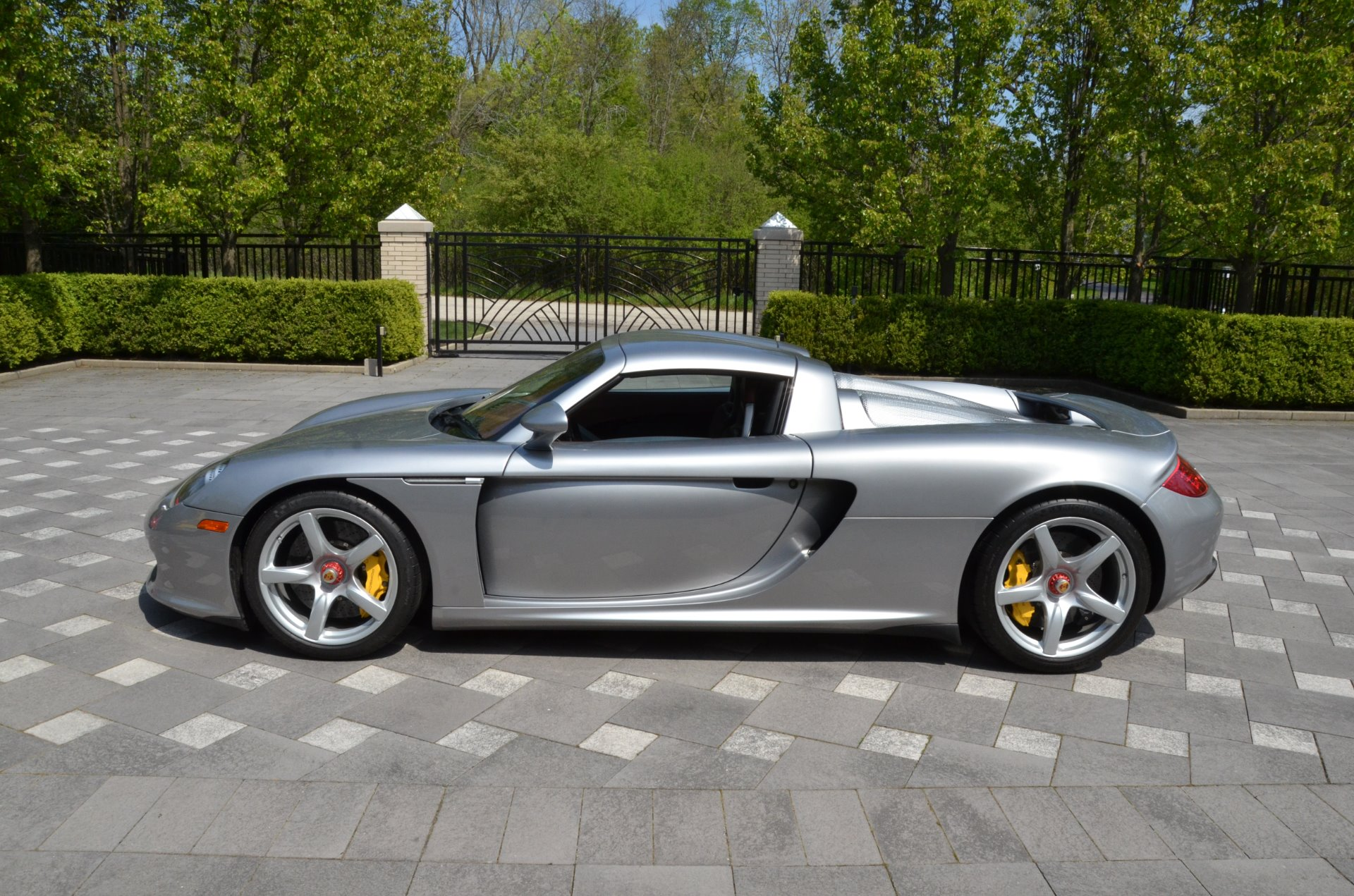 Porsche carrera gt drom