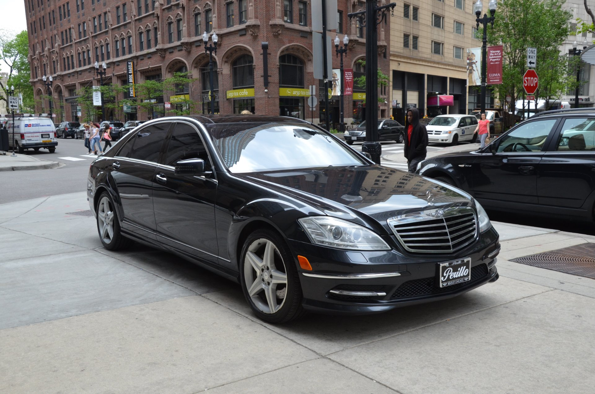 2011 mercedes benz s class s 550 4matic stock gc2020b for sale near chicago il il mercedes. Black Bedroom Furniture Sets. Home Design Ideas
