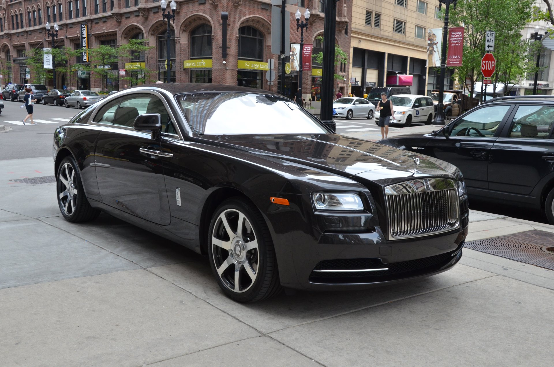 2015 rolls royce wraith stock r388a for sale near chicago il il rolls royce dealer. Black Bedroom Furniture Sets. Home Design Ideas