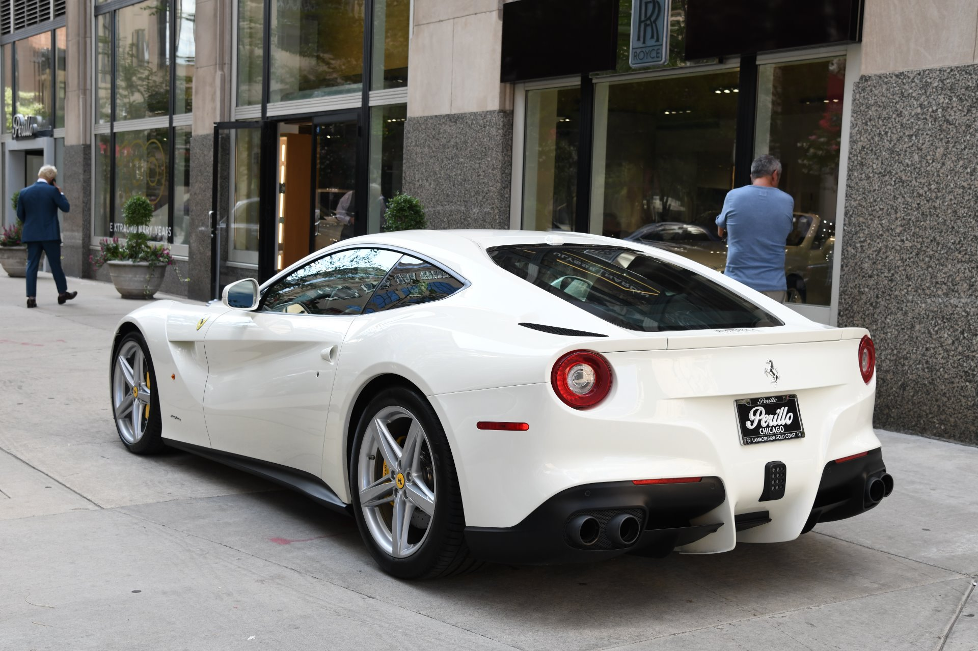 Used 2015 Ferrari F12 berlinetta  | Chicago, IL