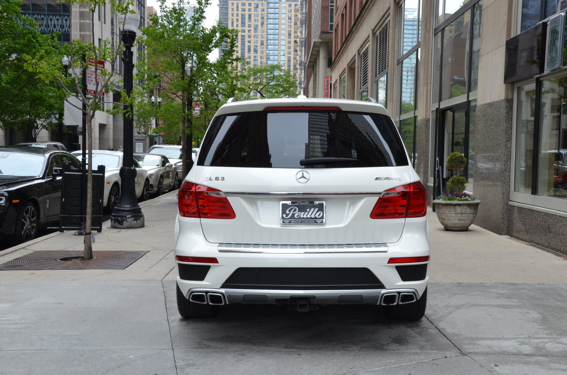 2014 mercedes benz gl class gl 63 amg stock b905a for for Gold mercedes benz price