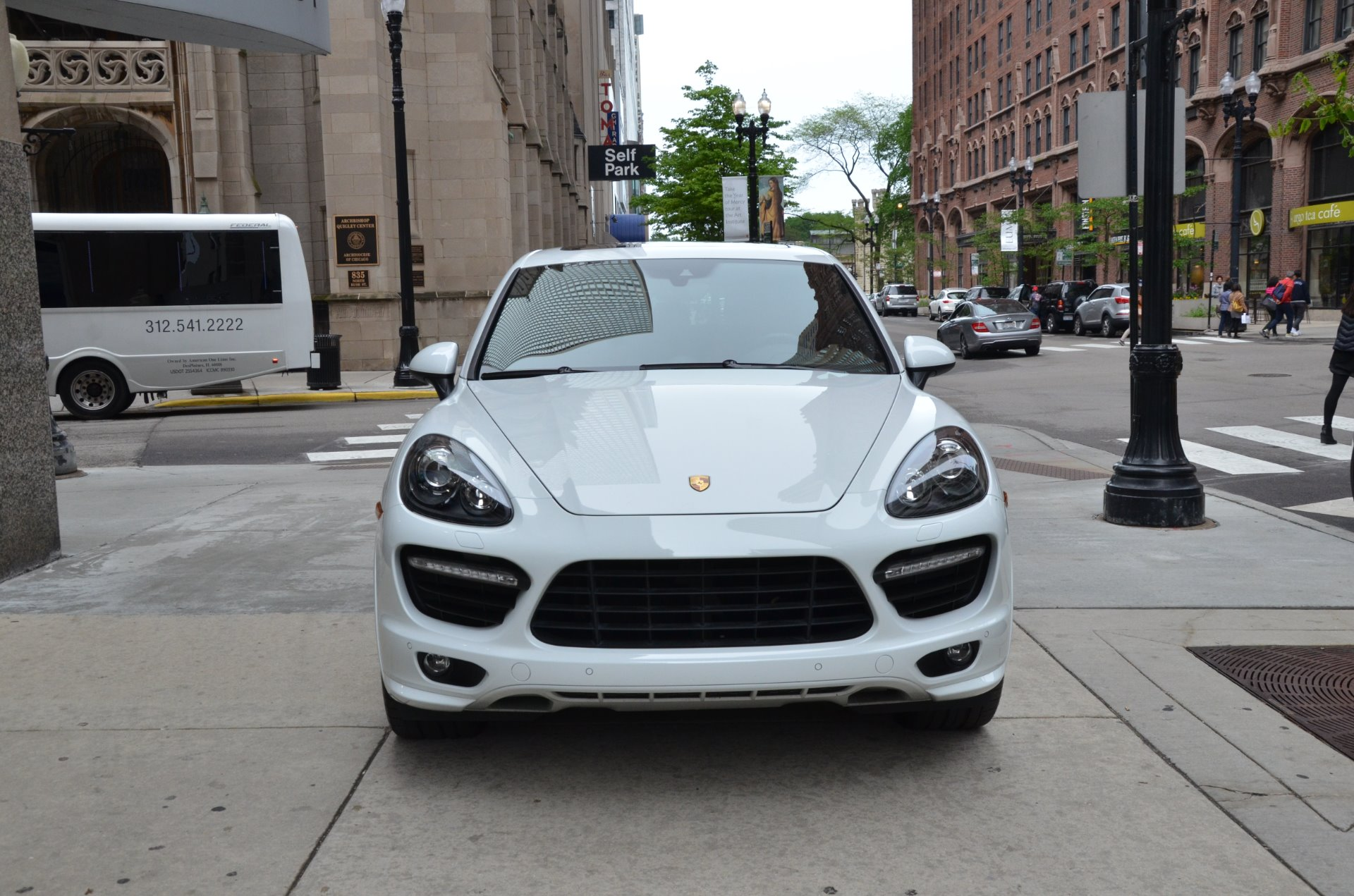 2014 porsche cayenne gts stock b909b for sale near chicago il il porsche dealer. Black Bedroom Furniture Sets. Home Design Ideas