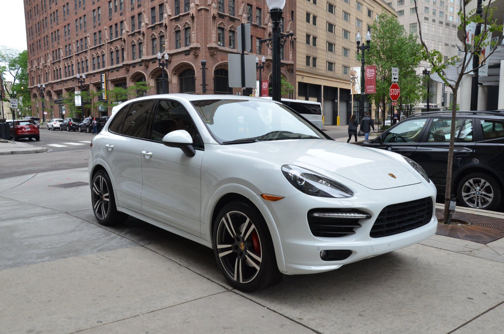 2014 Porsche Cayenne Gts Stock B909b For Sale Near Chicago Il Il Porsche Dealer