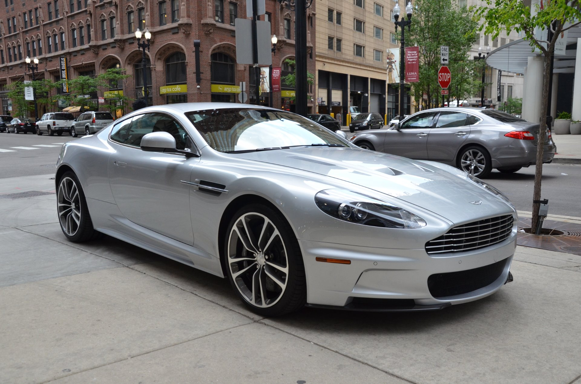 2012 Aston Martin DBS Stock # R225AA for sale near Chicago