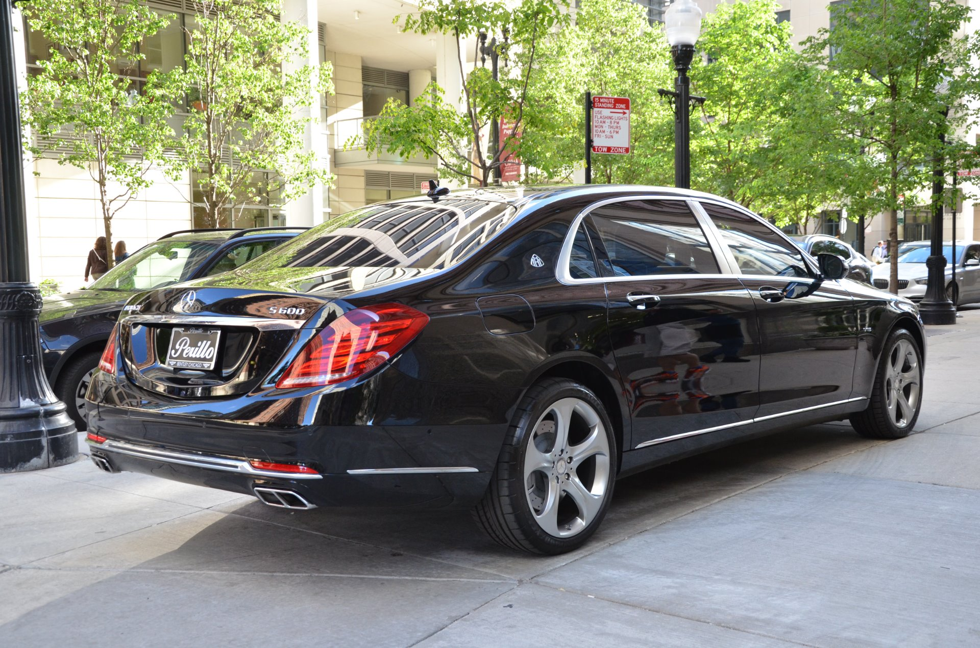 2016 mercedes benz s class mercedes maybach s 600 stock for Chicagoland mercedes benz dealers