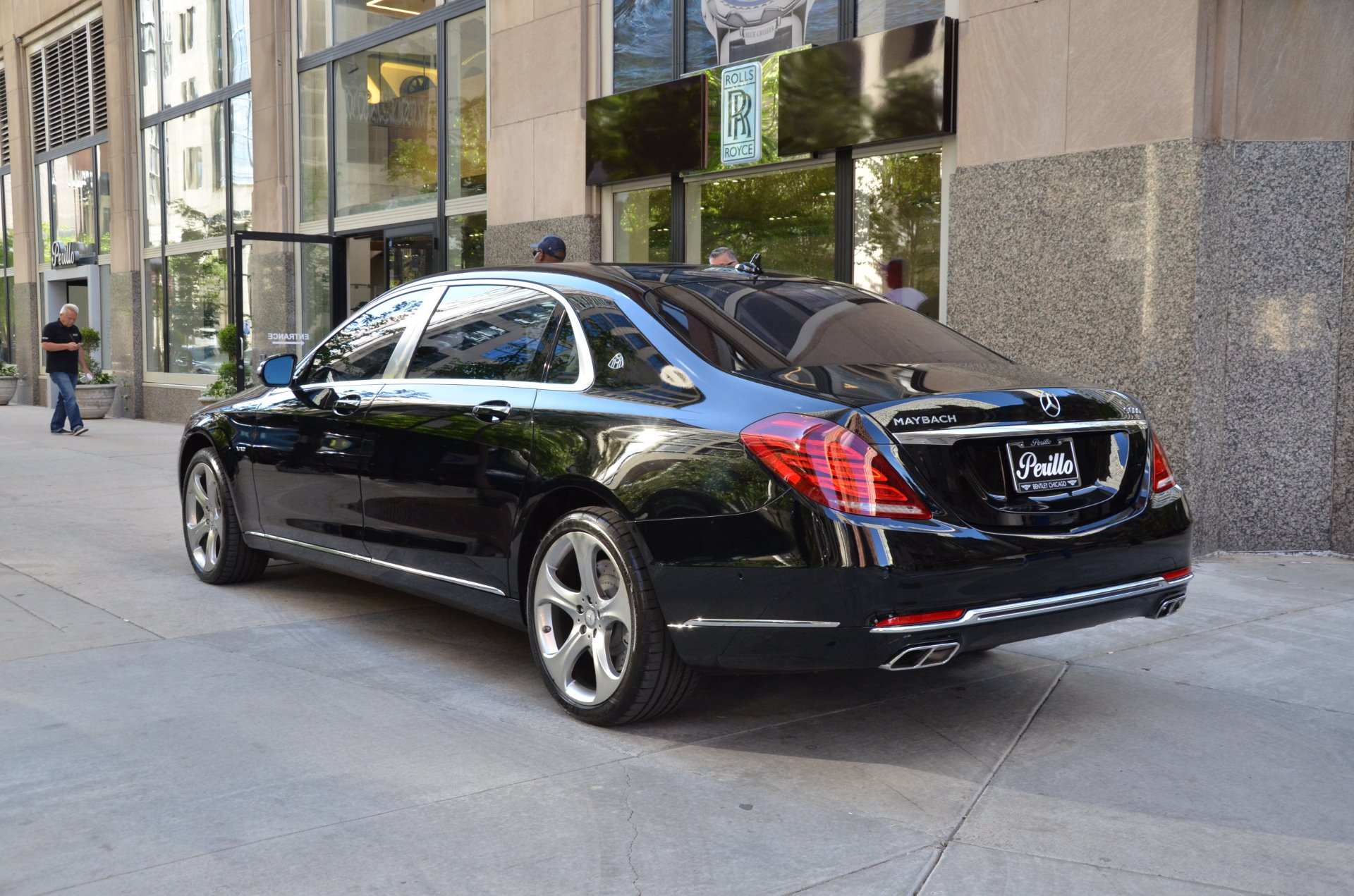 2016 mercedes benz s class mercedes maybach s 600 stock for Mercedes benz chicago dealers